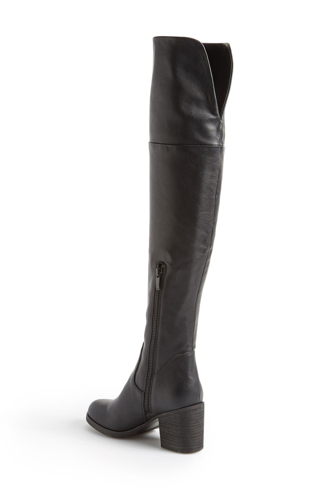 Alternate Image 2  - Steve Madden 'Odyssey' Over the Knee Boot (Women)