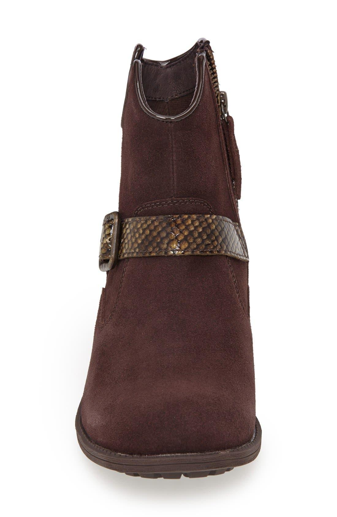Alternate Image 3  - UGG® Australia 'Milnor' Belted Boot (Women)