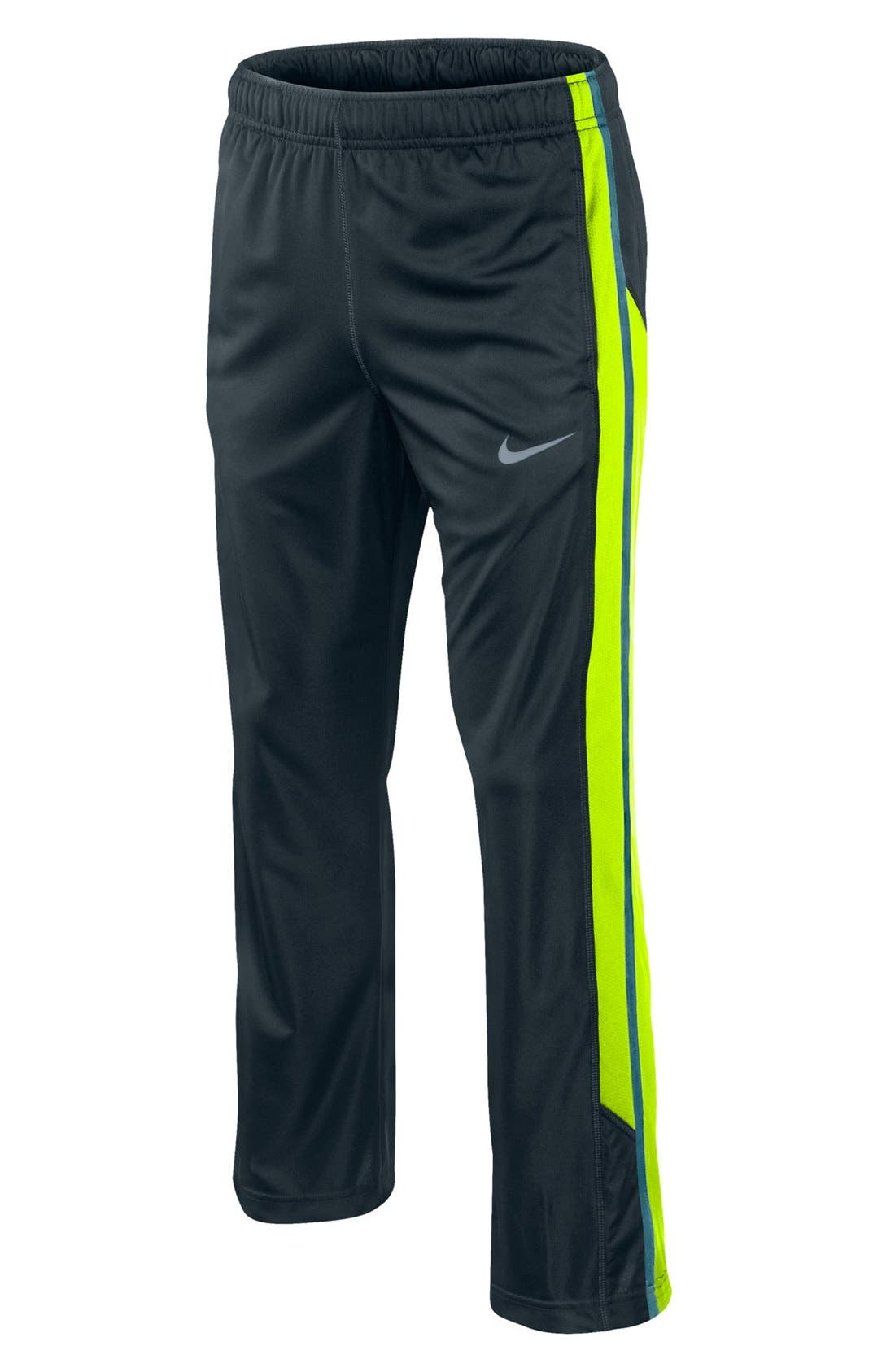 Alternate Image 1 Selected - Nike 'Lights Out' Pants (Big Boys)