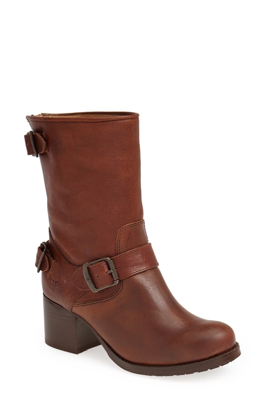 Alternate Image 1 Selected - Frye 'Vera' Short Boot (Women)