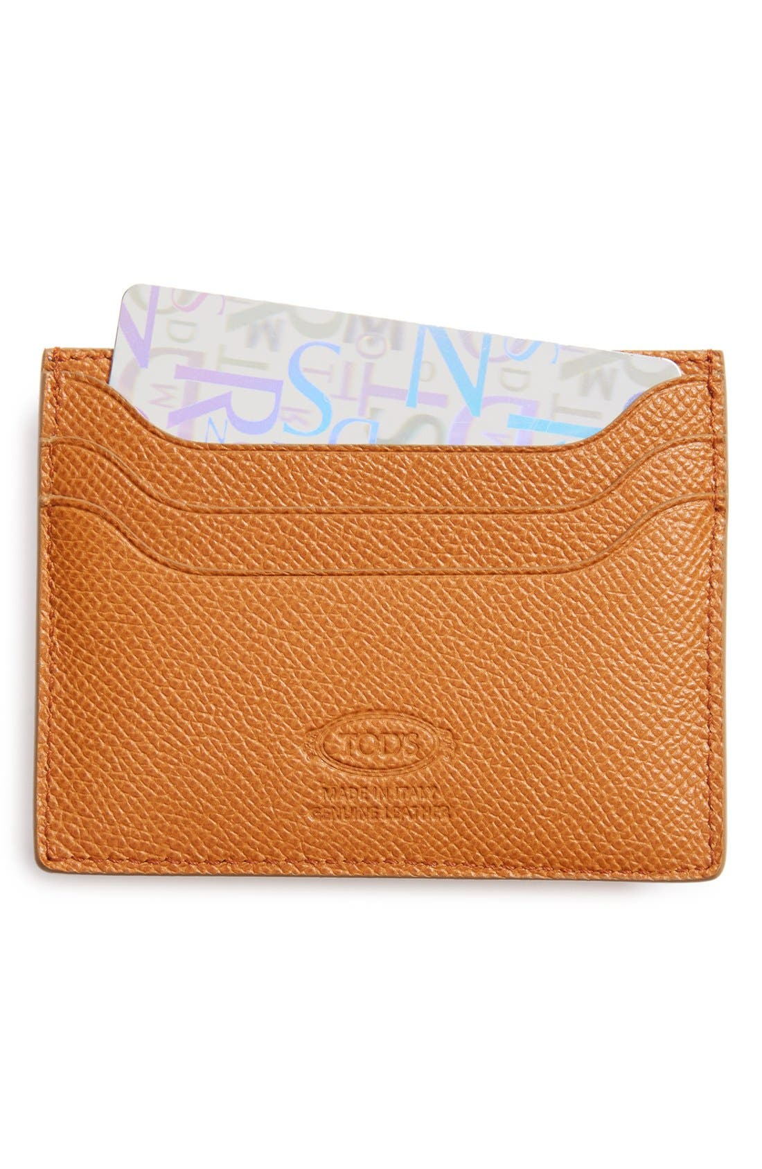 Alternate Image 1 Selected - Tod's Card Case