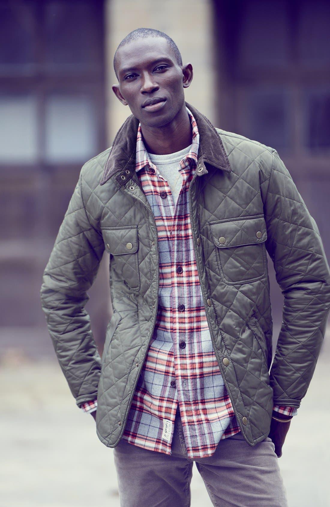 Alternate Image 9  - Barbour 'Tinford' Regular Fit Quilted Jacket