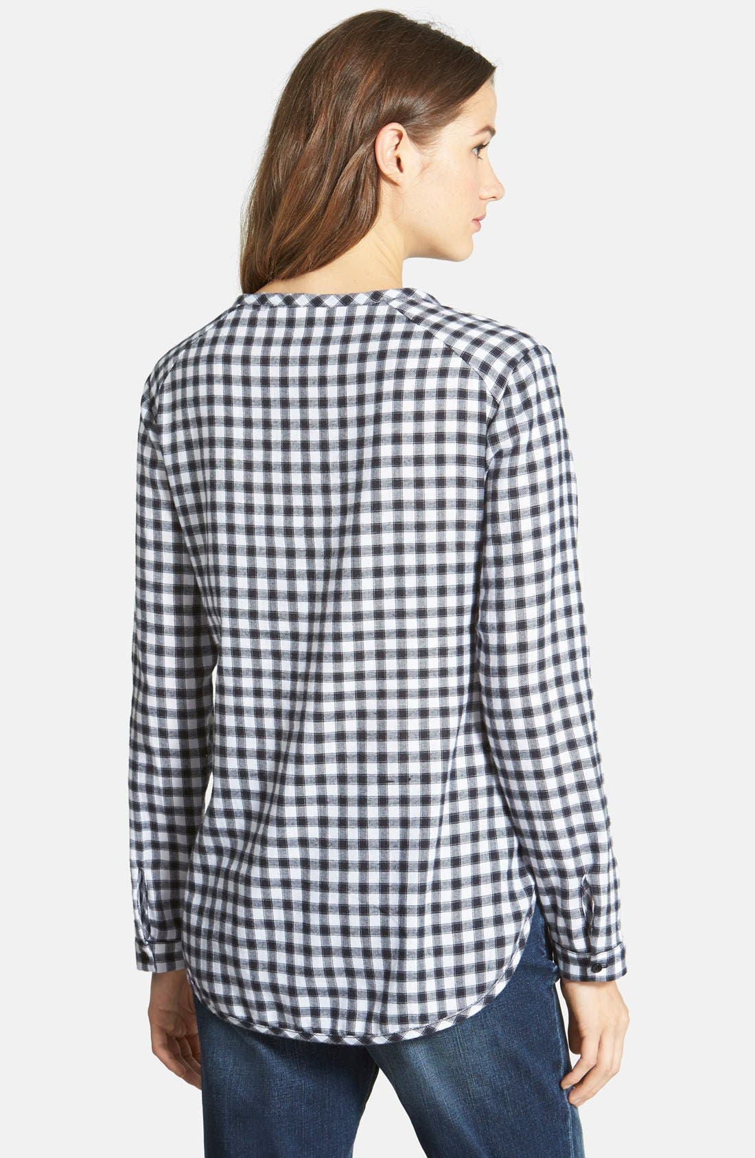 Alternate Image 2  - Ace Delivery Check Henley Top