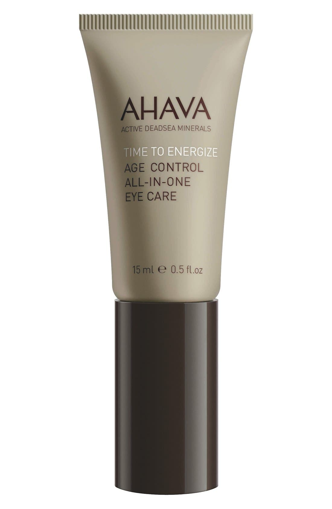 AHAVA MEN Age Control All-in-One Eye Care