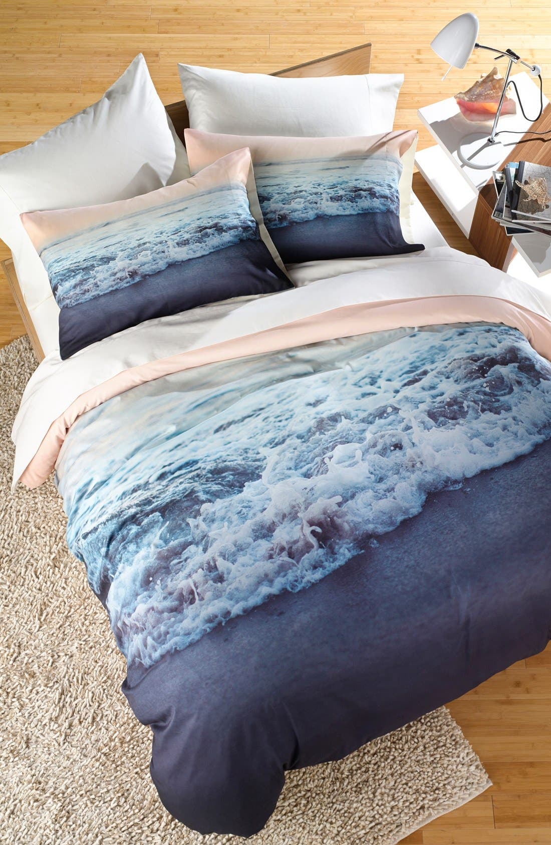DENY Designs Crash Into Me Duvet Cover & Sham Set