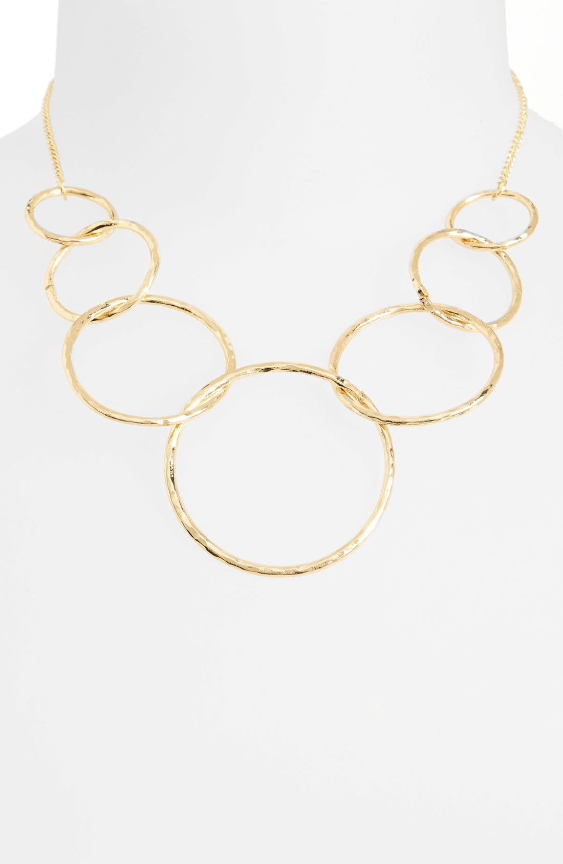 Alternate Image 1 Selected - Panacea Circle Link Necklace