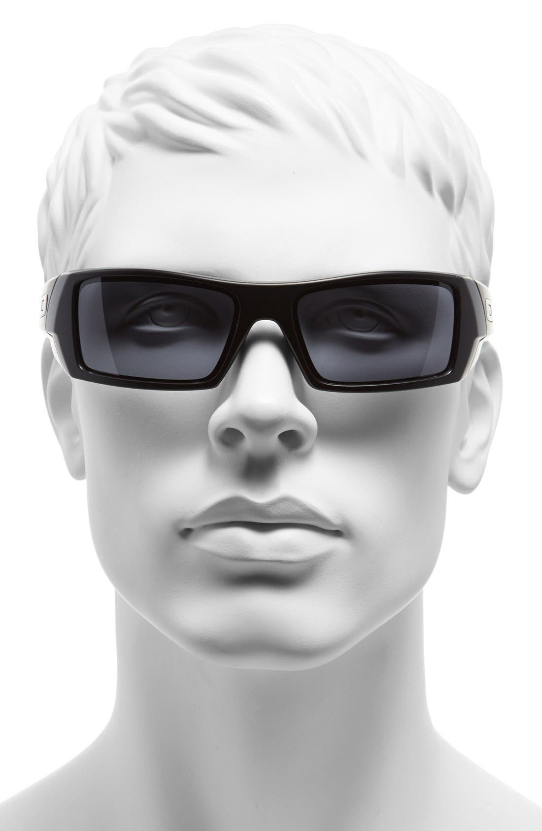 Alternate Image 2  - Oakley 'Gascan' 60mm Sunglasses