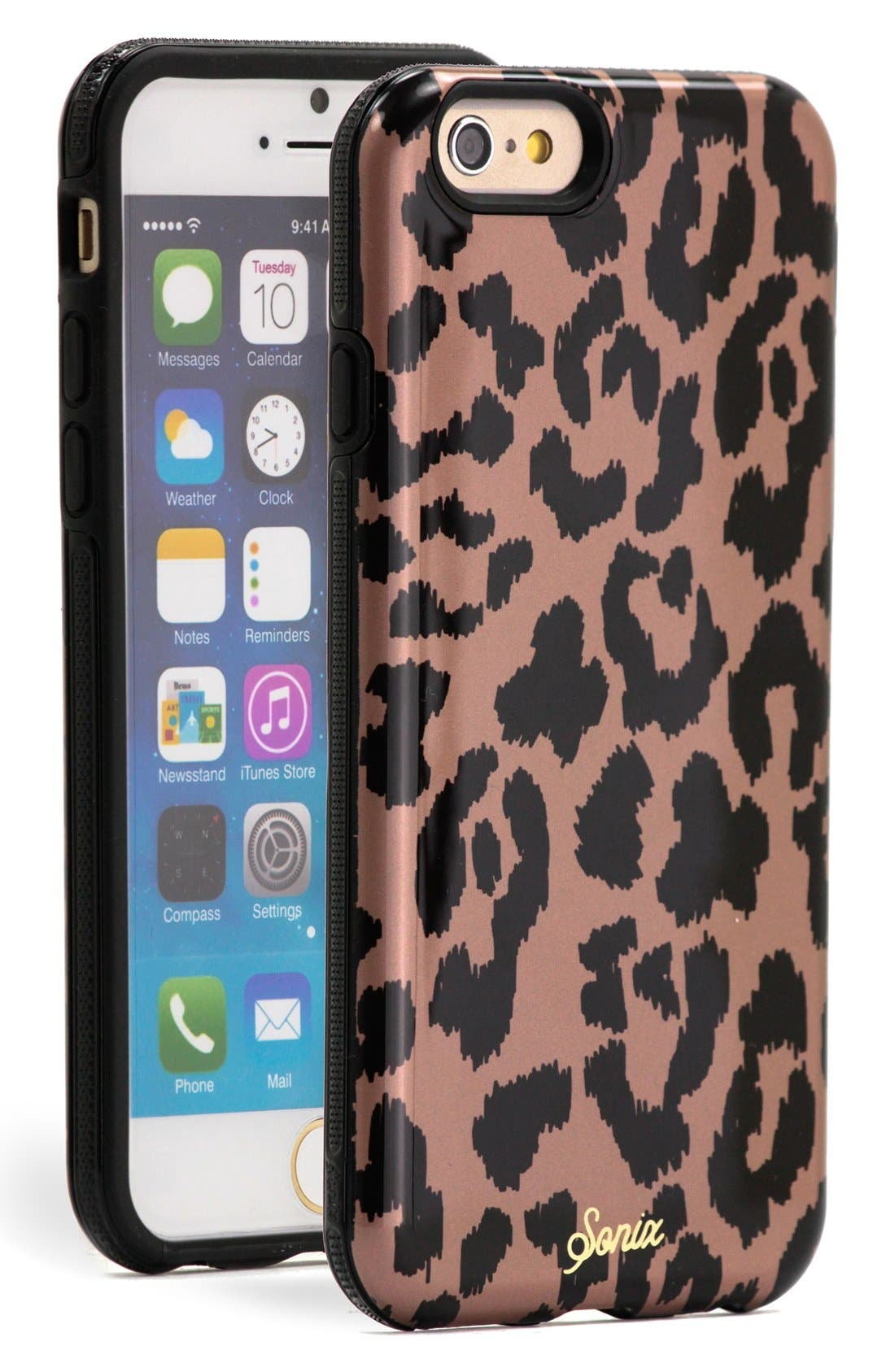 Alternate Image 1 Selected - Sonix 'Calico' iPhone 6 Case