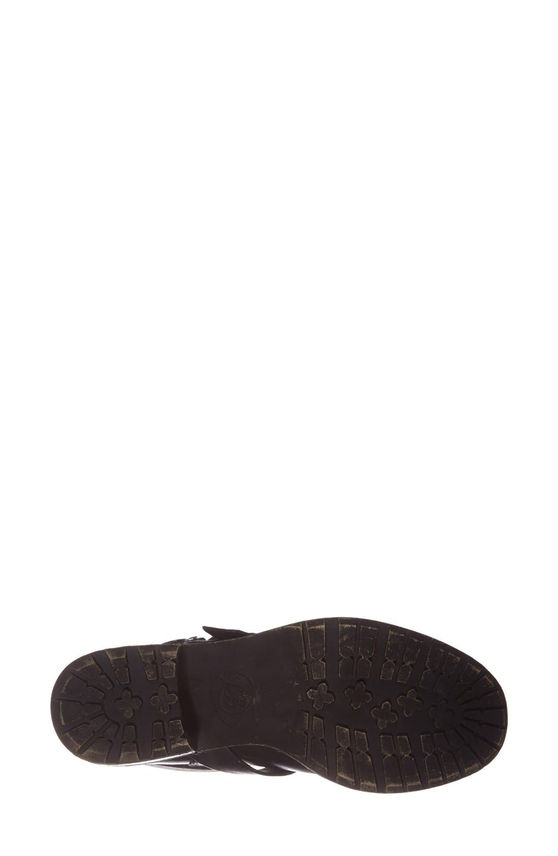 Alternate Image 4  - Lucky Brand 'Dallis' Moto Boot (Women)
