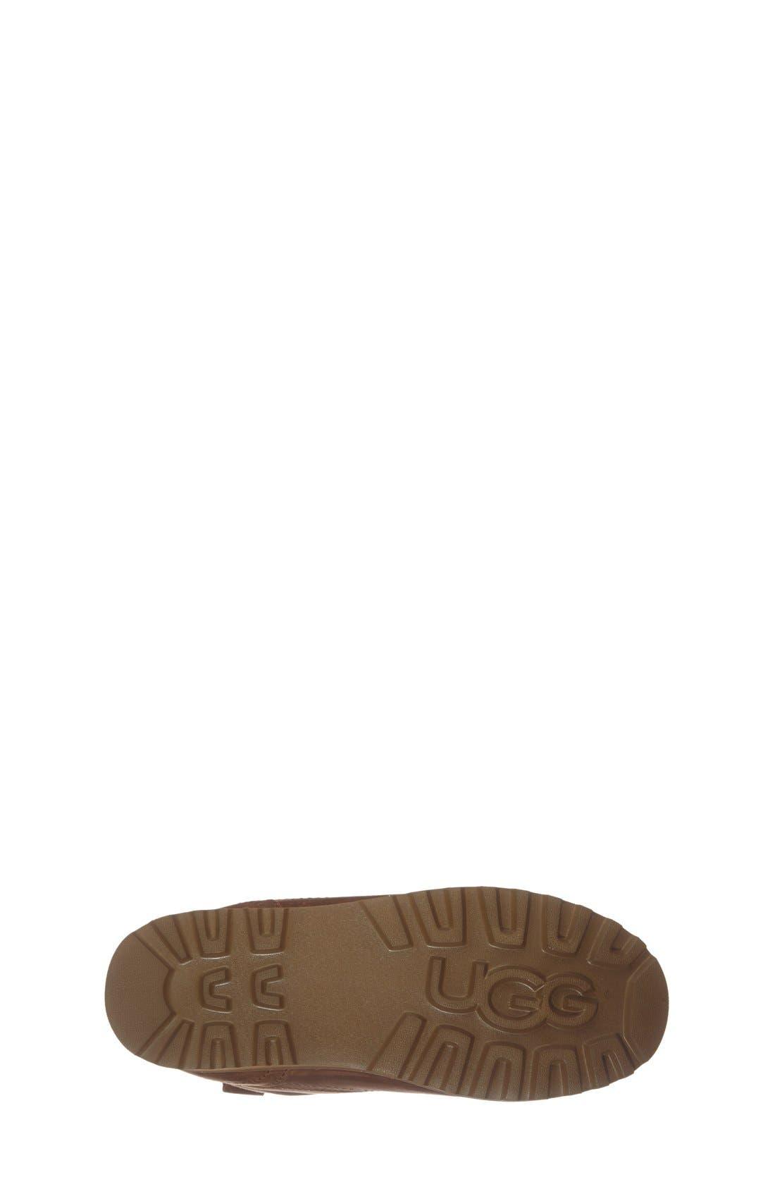 Alternate Image 4  - UGG® 'Redwood' Waterproof Boot (Toddler, Little Kid & Big Kid)