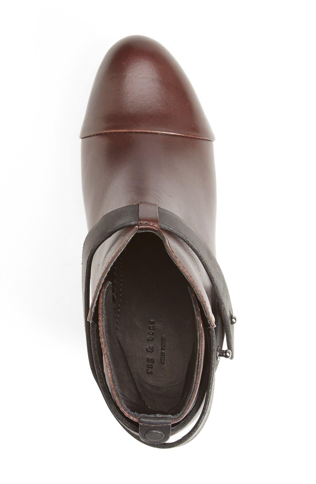 Alternate Image 6  - rag & bone 'Harrow' Leather Boot (Women) (Nordstrom Exclusive)