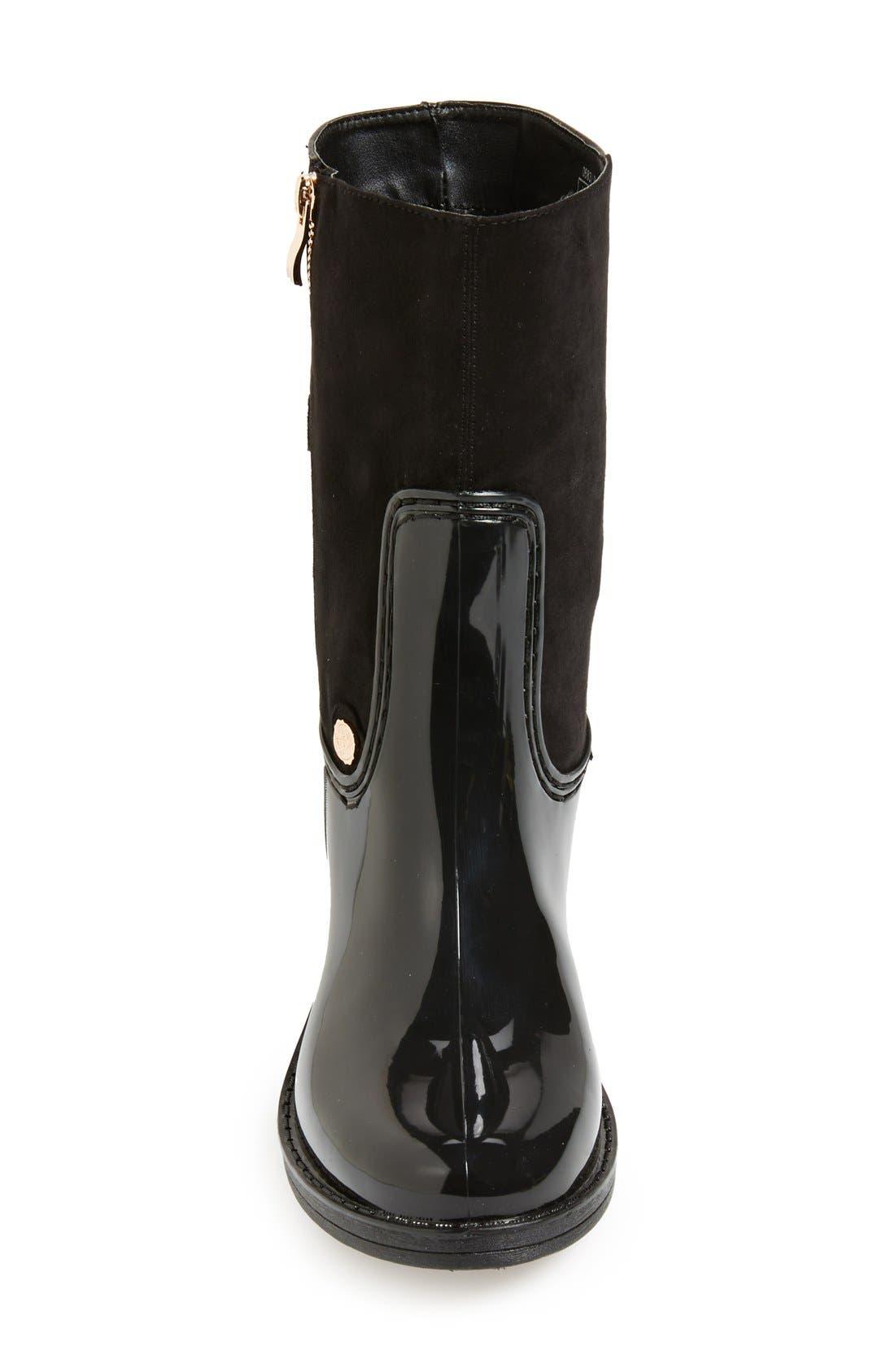 Alternate Image 3  - Posh Wellies 'Resilience' Mid Rain Boot (Women)