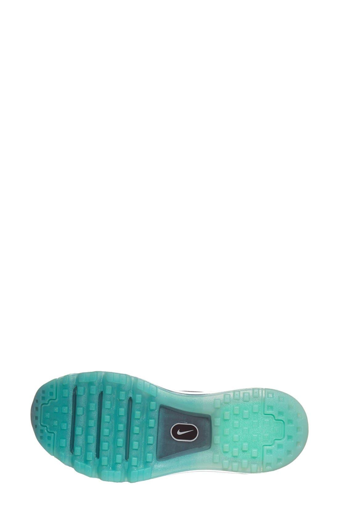 Alternate Image 4  - Nike 'Air Max 2014' Running Shoe (Women)
