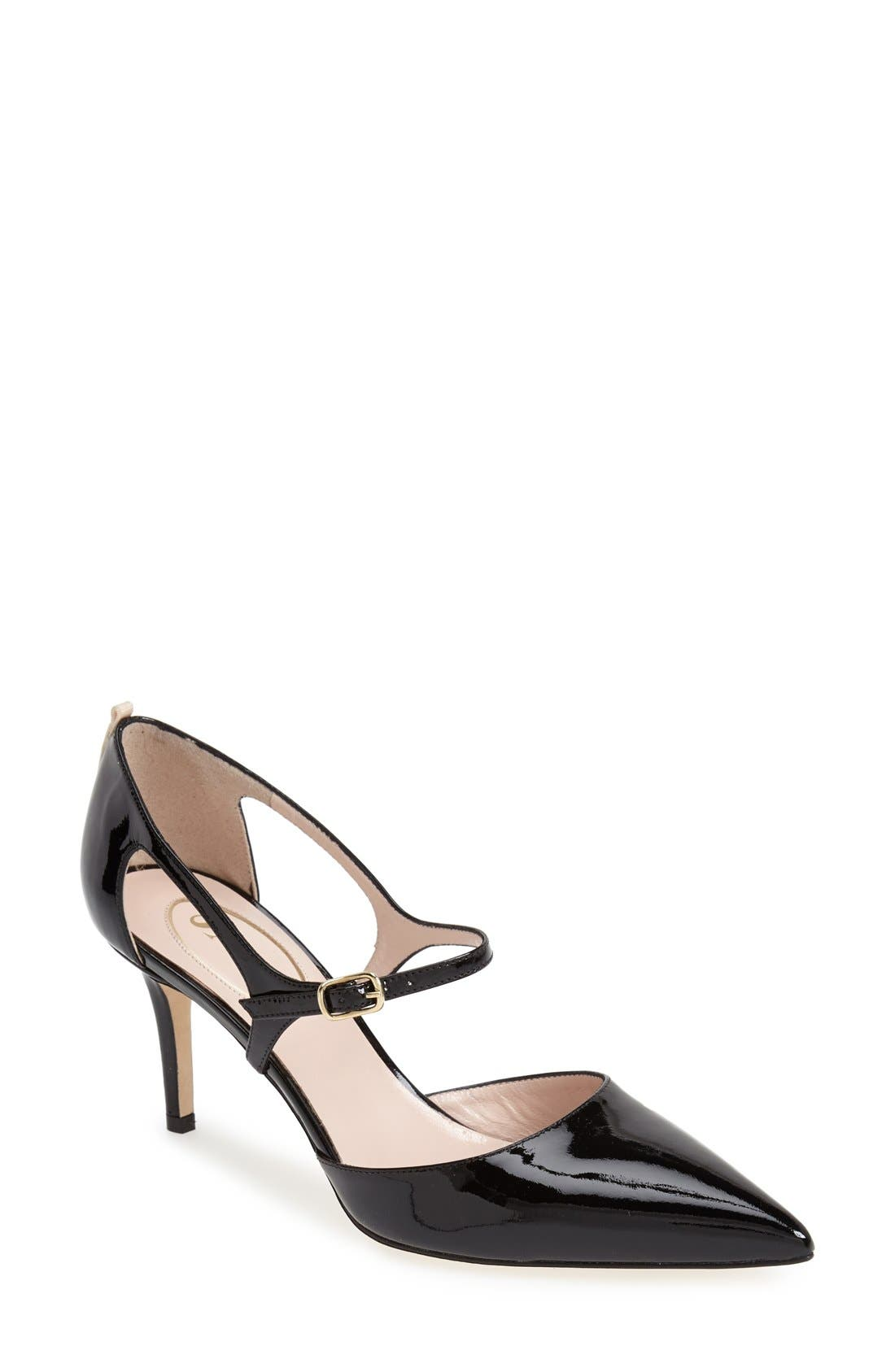 Main Image - SJP by Sarah Jessica Parker 'Phoebe' Mary Jane Pump (Women)
