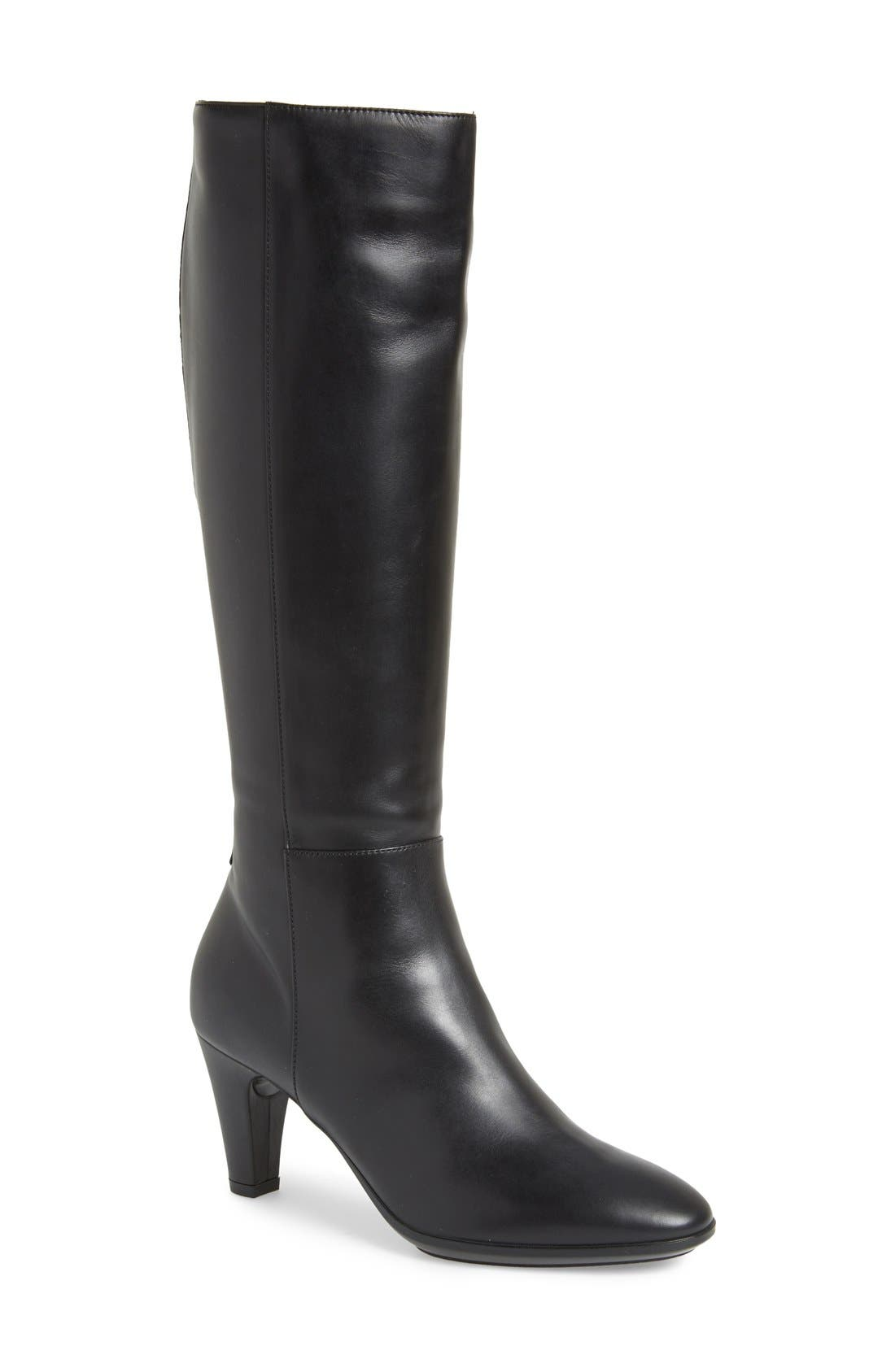 Alternate Image 1 Selected - Aquatalia by Marvin K. 'Dolphin' Waterproof Leather Boot (Women)