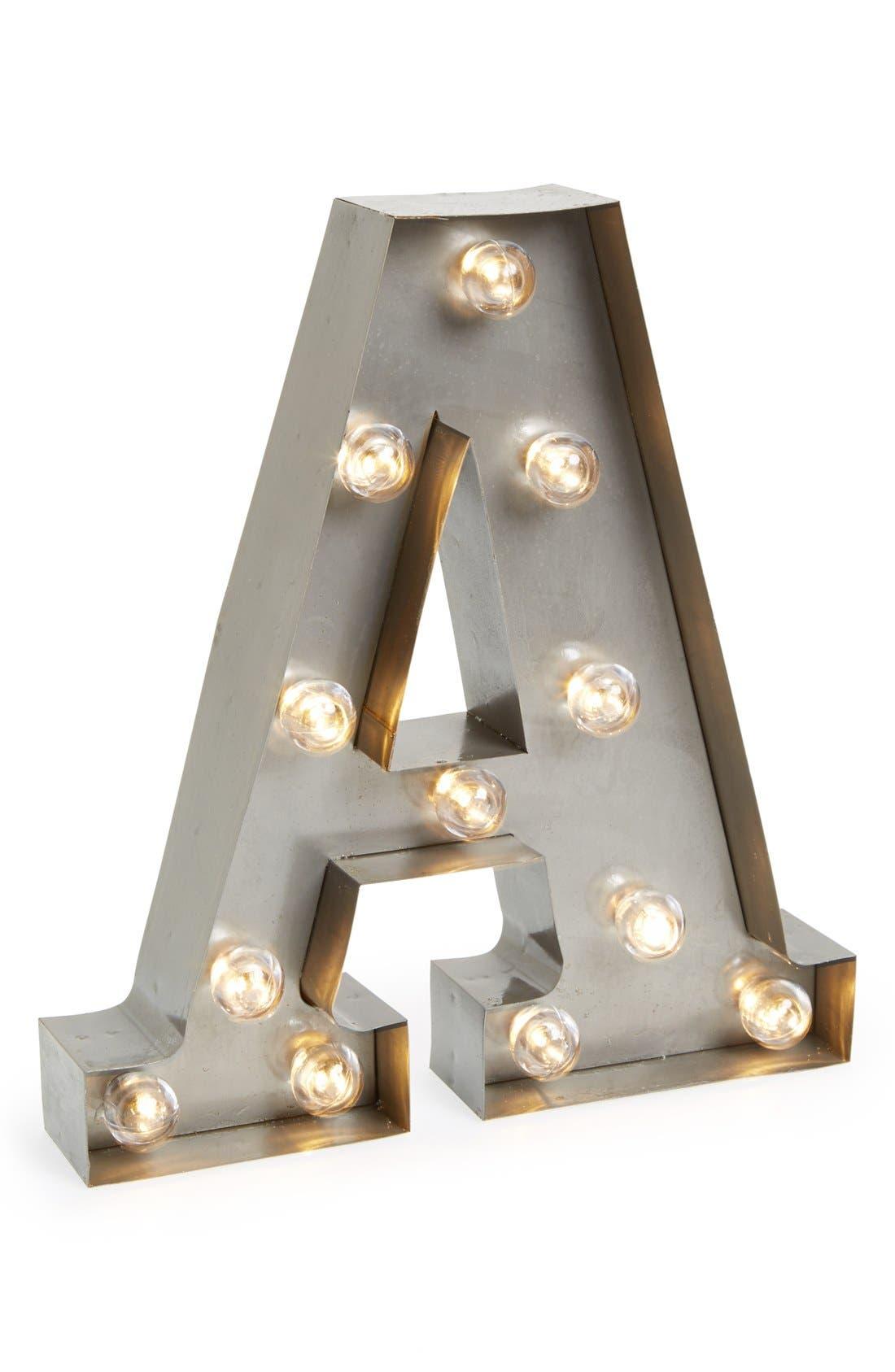 Alternate Image 1 Selected - Besttime LED Letter Light