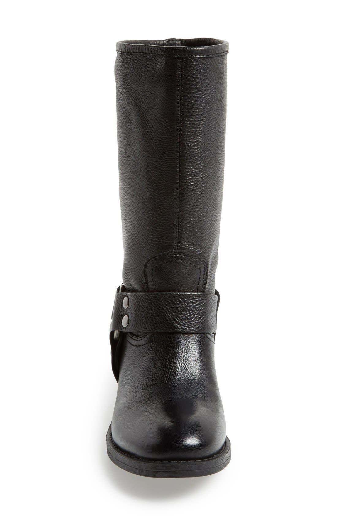Alternate Image 3  - Lucky Brand 'Rolanda' Leather Harness Boot (Women)