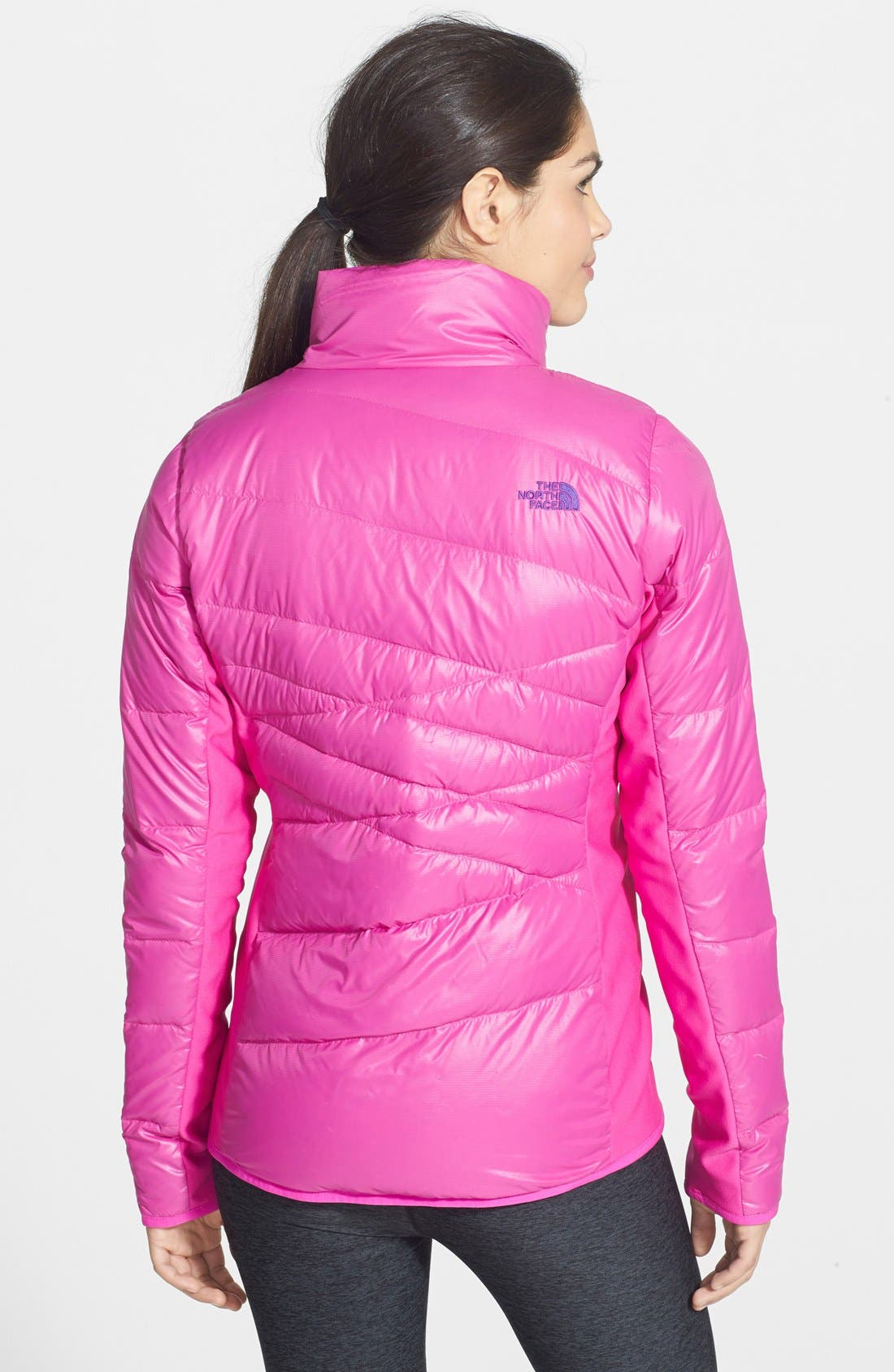Alternate Image 2  - The North Face 'Hyline' Hybrid Down Jacket