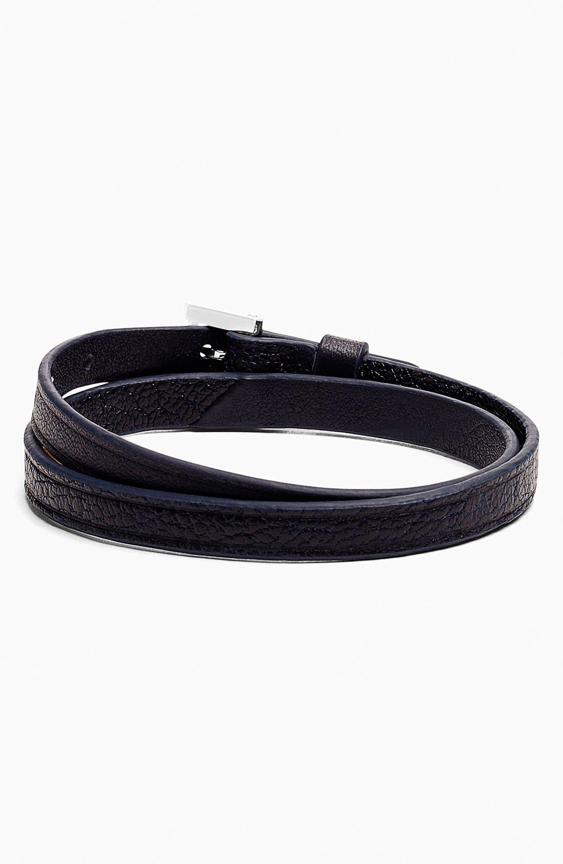 Alternate Image 2  - WANT Les Essentiels de la Vie 'Vantaa' Two-Tone Buckle Bracelet