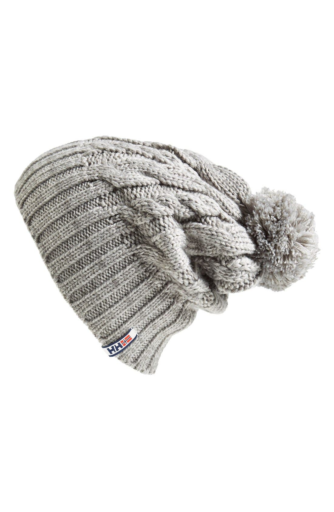 Helly Hansen 'Montreal' Chunky Knit Beanie