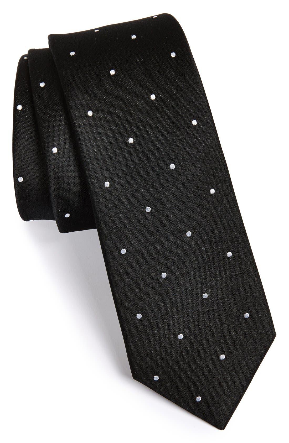 The Tie Bar Woven Silk Tie (Online Only)