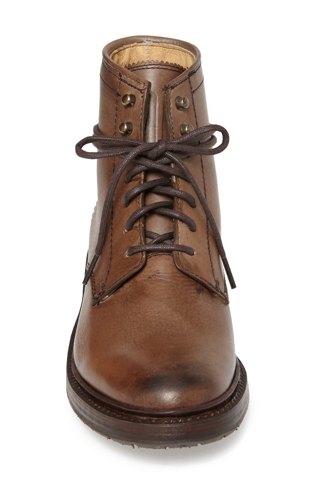 Alternate Image 3  - Frye 'James' Lug Lace-Up Boot (Women)