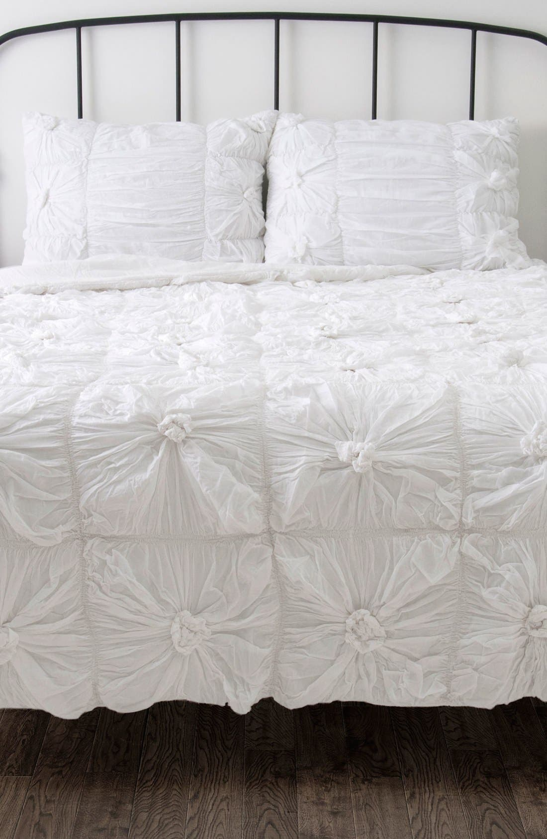 Alternate Image 2  - Rizzy Home Knots Comforter & Sham Set