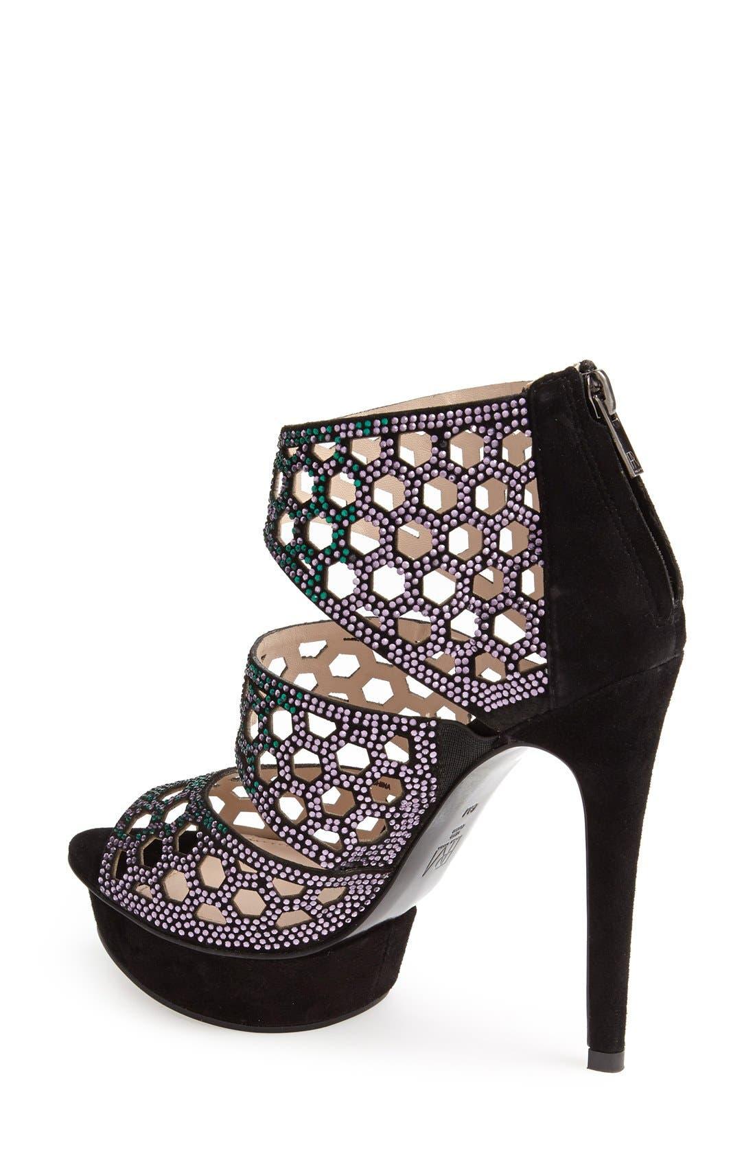 Alternate Image 2  - Pelle Moda 'Mahal II' Platform Sandal (Women)