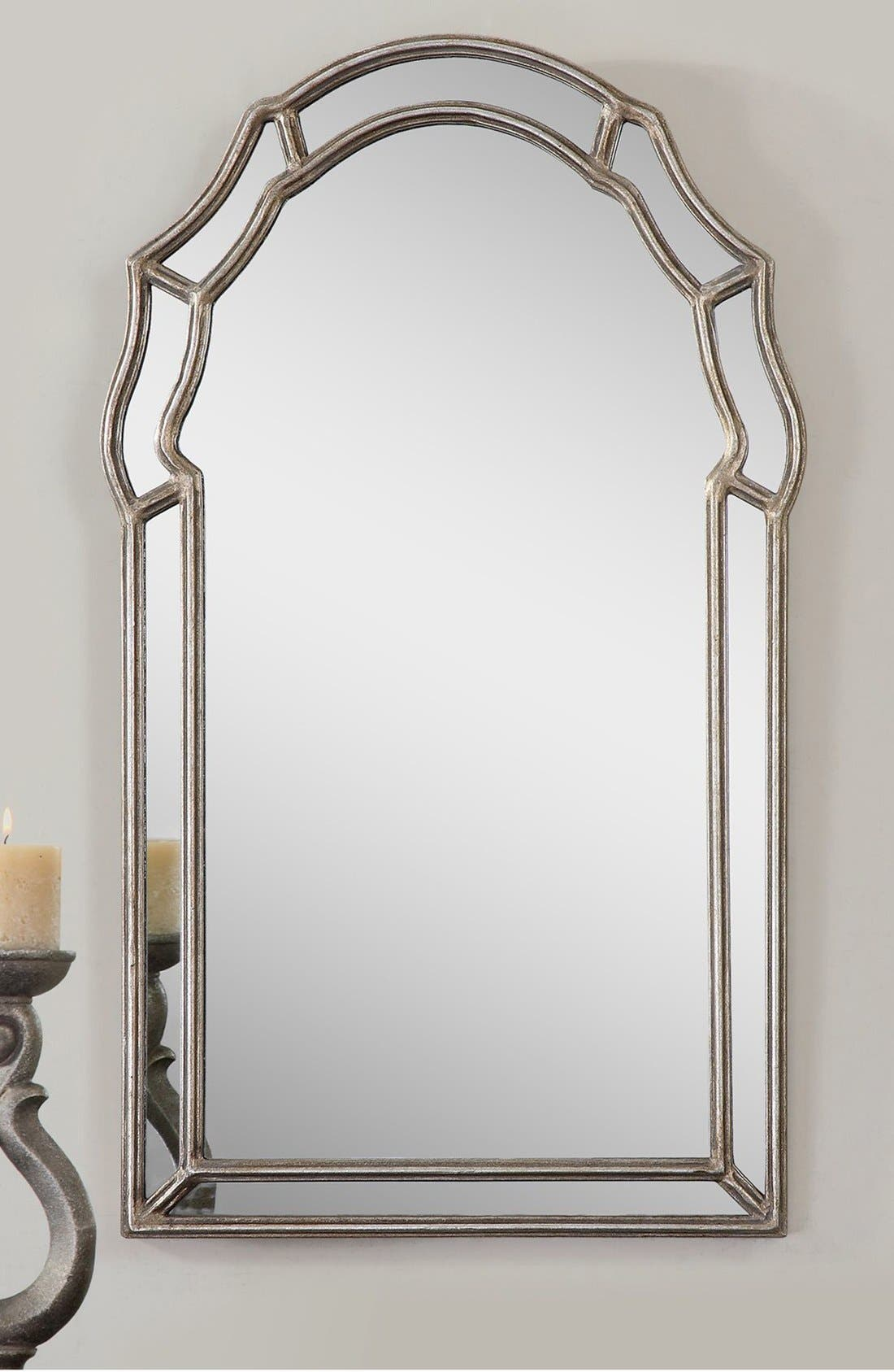 Alternate Image 3  - Uttermost 'Petrizzi' Arch Mirror