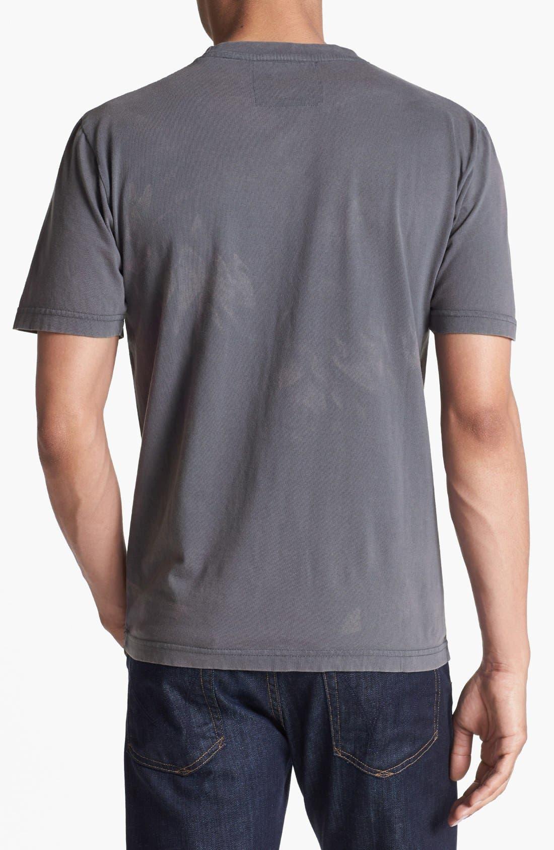 Alternate Image 2  - Red Jacket 'Yankees - Deadringer' T-Shirt