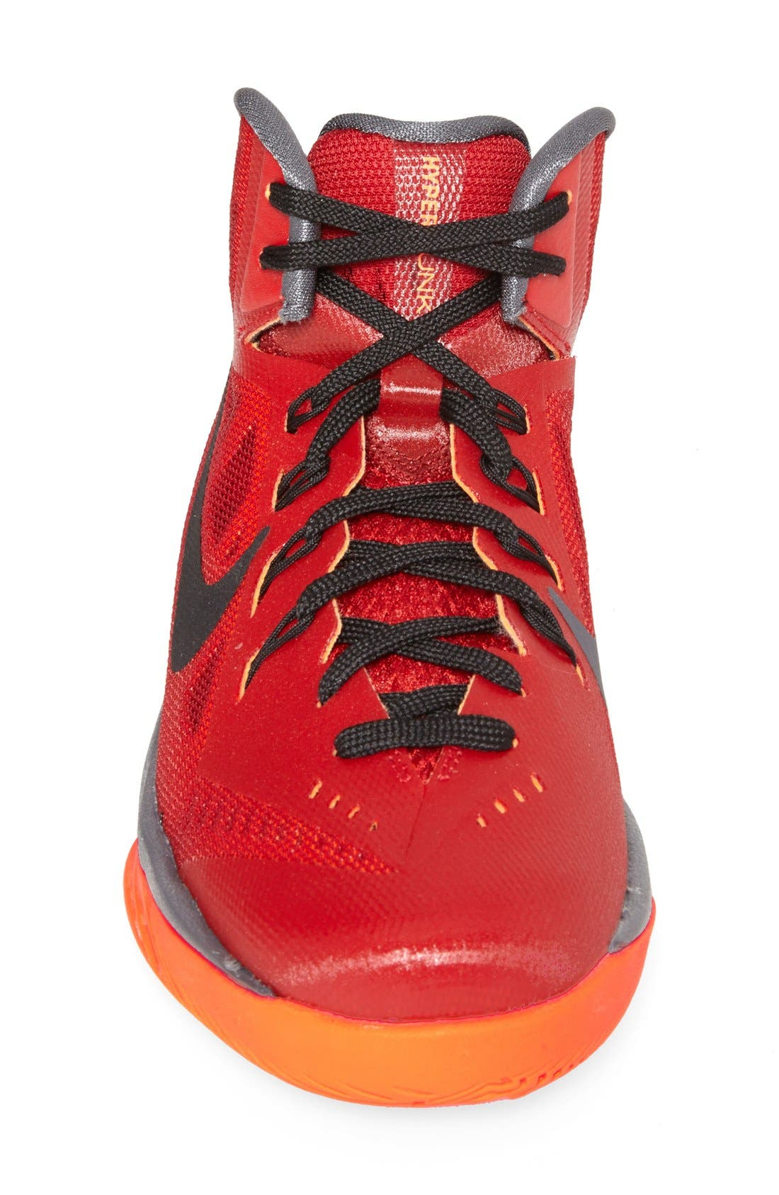 Alternate Image 3  - Nike 'Hyperdunk 2014' Basketball Shoe (Big Kids)