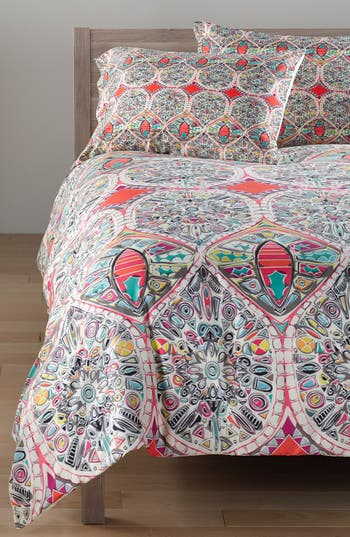 betsey johnson bedding boudoir comforter & sham set | nordstrom