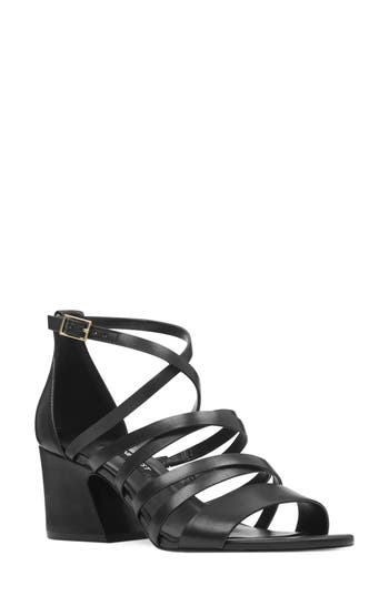 Nine West Youlo Strappy Cage Sandal (Women)