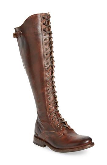 bed stu 'cambridge' knee high leather boot (women) | nordstrom