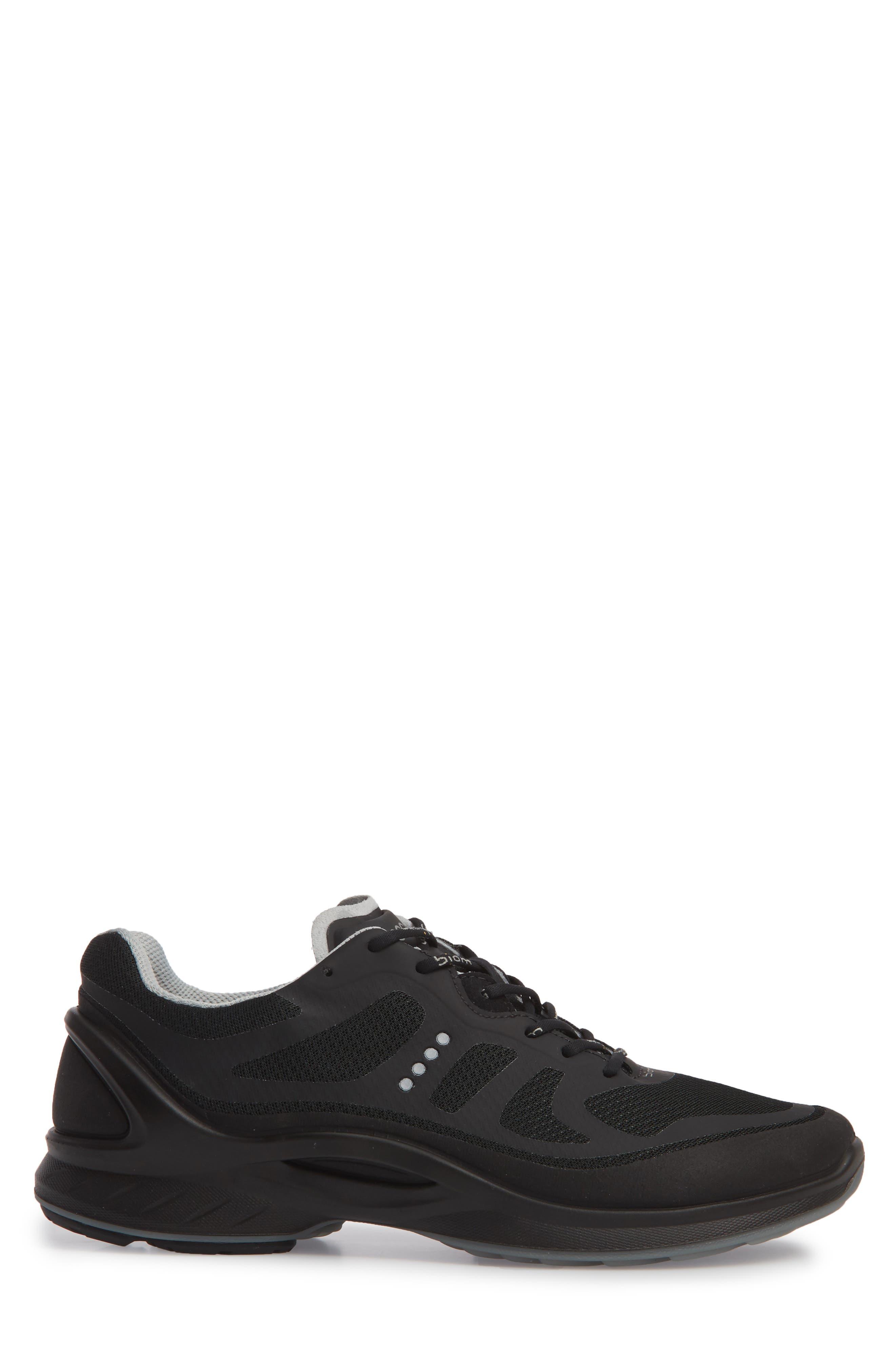 BIOM Fjuel Tie Sneaker,                             Alternate thumbnail 3, color,                             009