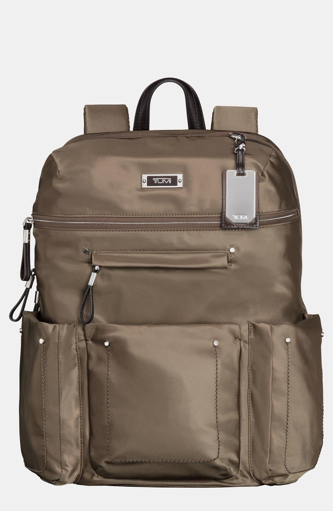Calais Nylon 15-Inch Computer Commuter Backpack,                             Main thumbnail 8, color,