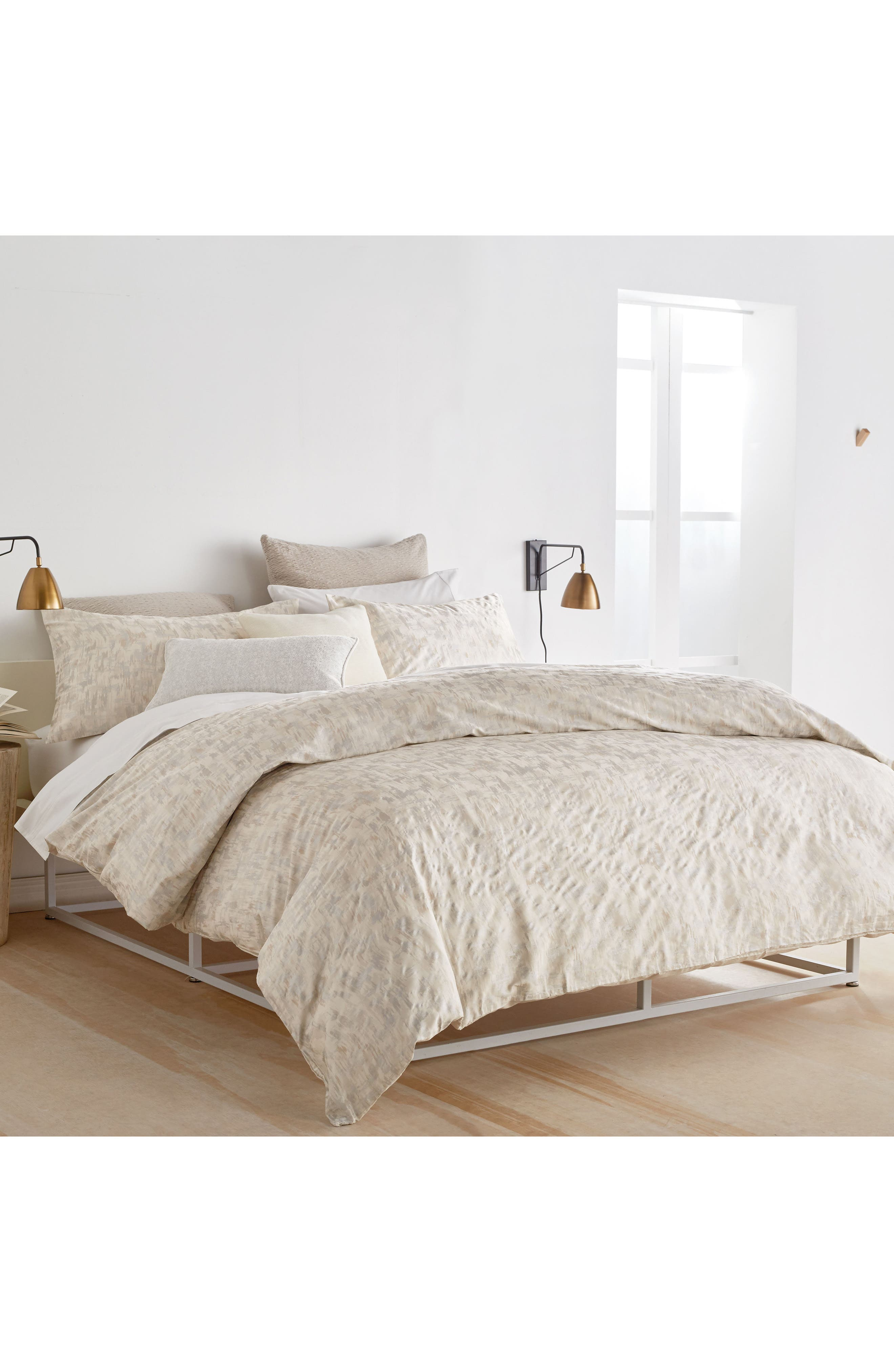 Motion Duvet Cover,                         Main,                         color, 250
