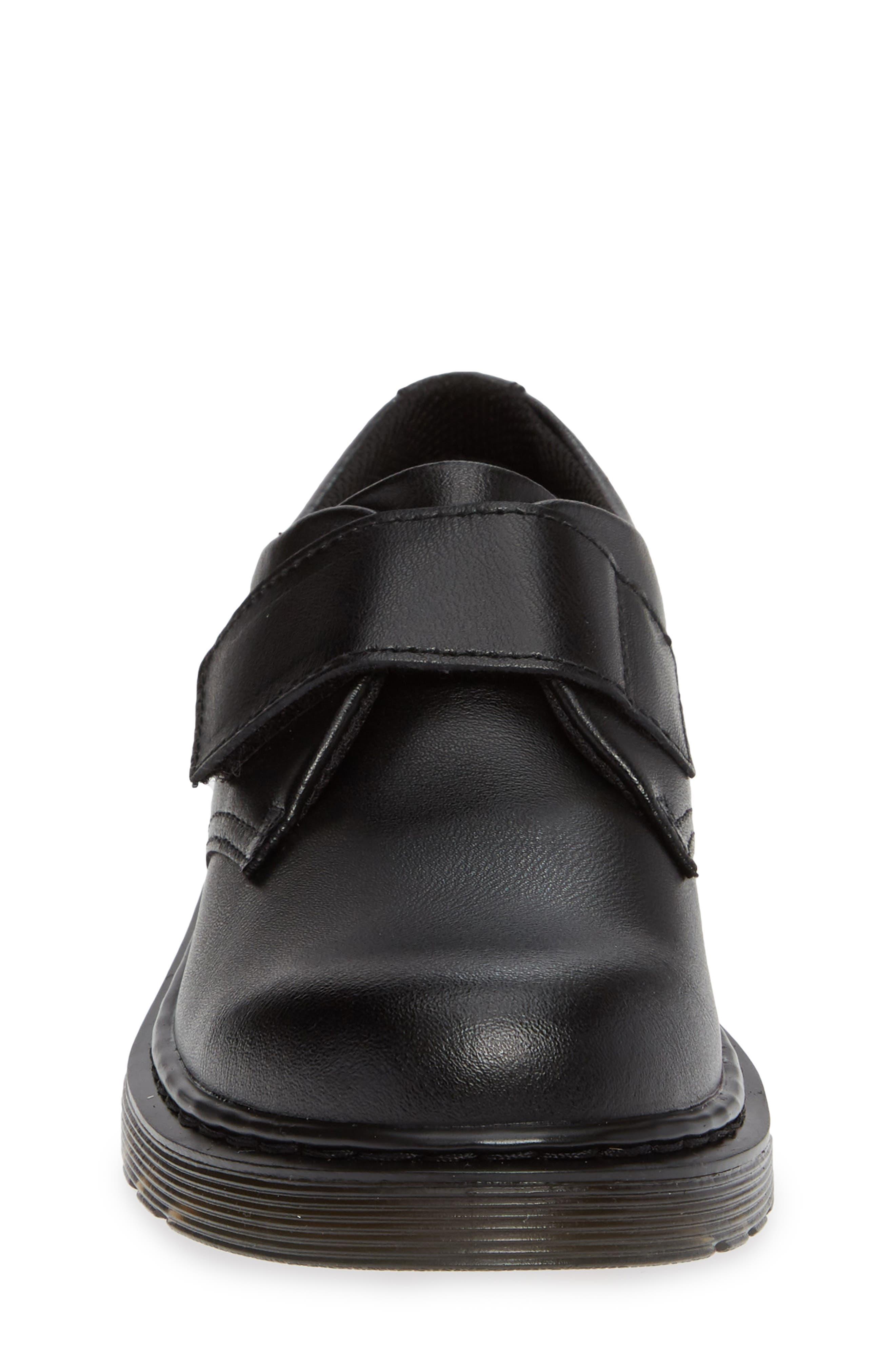 Strap Shoe,                             Alternate thumbnail 4, color,                             BLACK