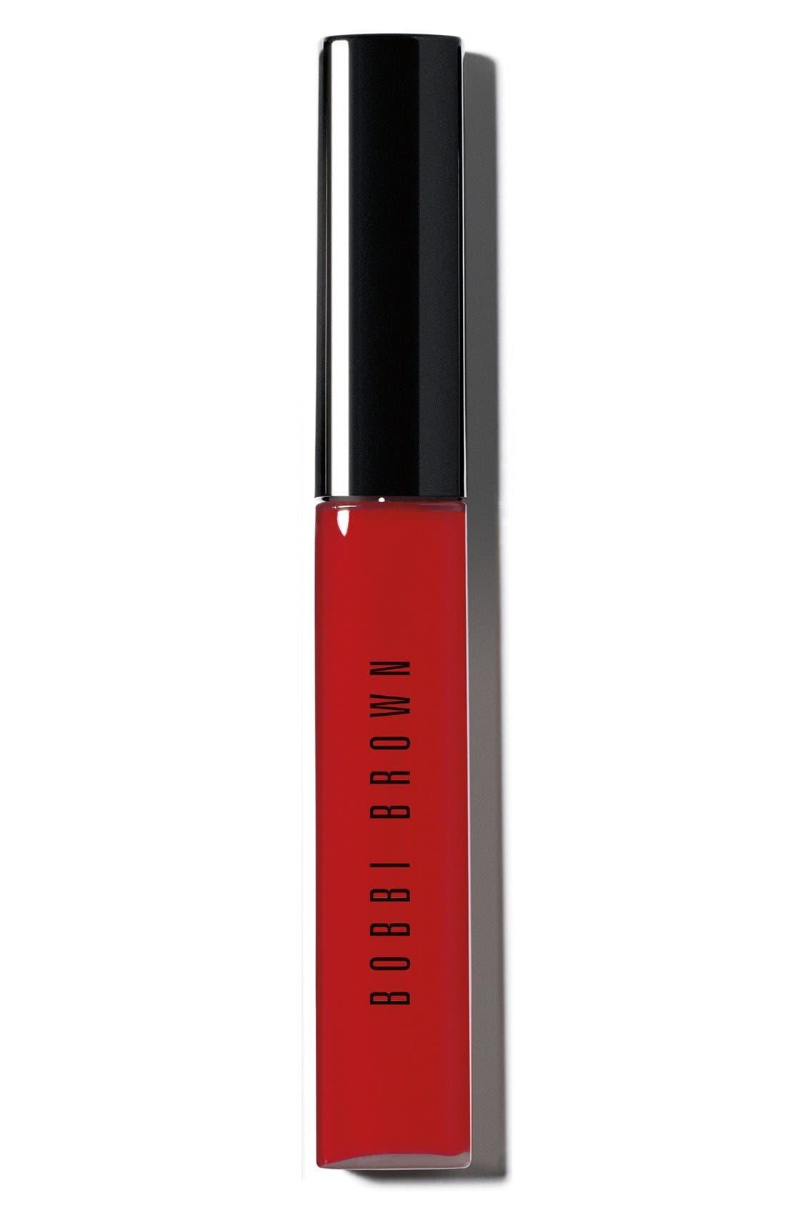 Lip Gloss,                             Main thumbnail 1, color,                             HOLLYWOOD RED