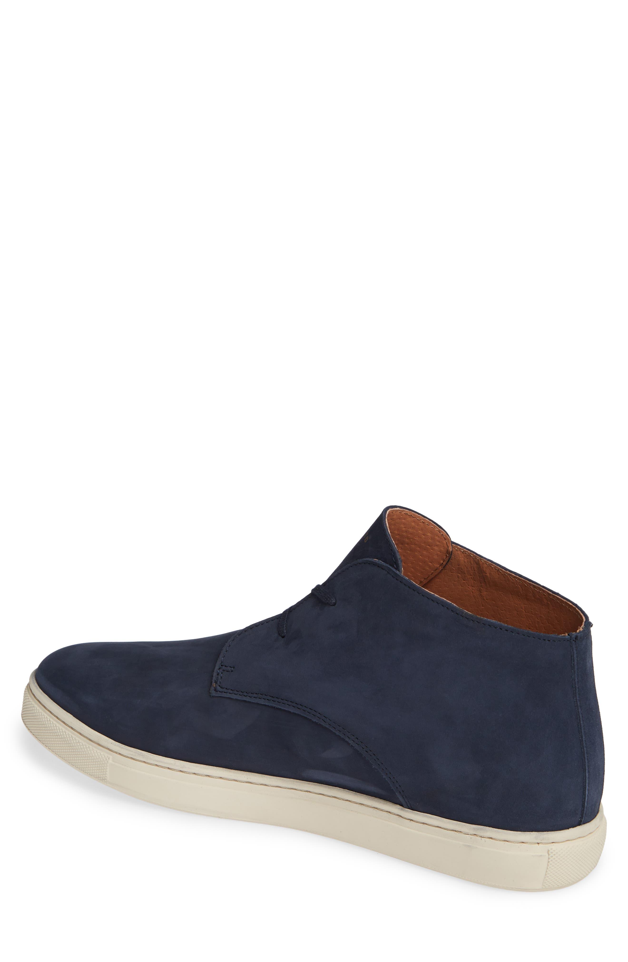Dempsey Chukka Sneaker,                             Alternate thumbnail 2, color,                             DARK NAVY