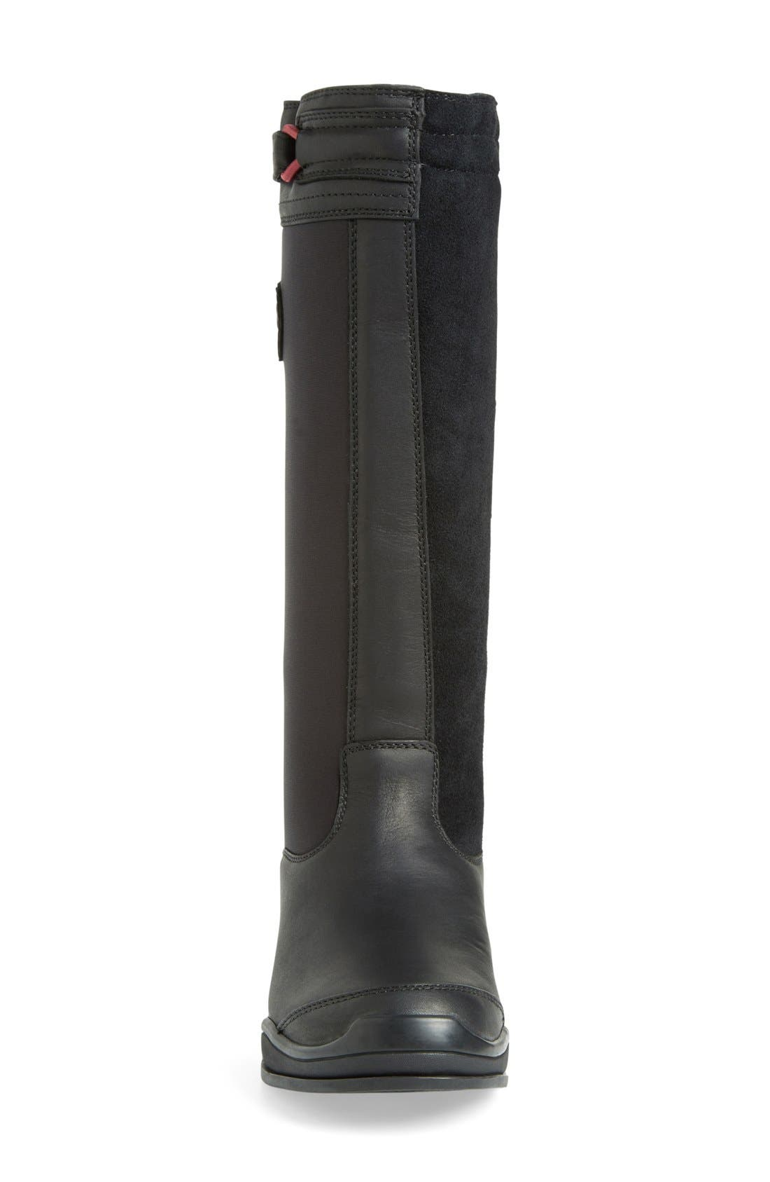 ARIAT,                             'Extreme H20' Waterproof Boot,                             Alternate thumbnail 4, color,                             001