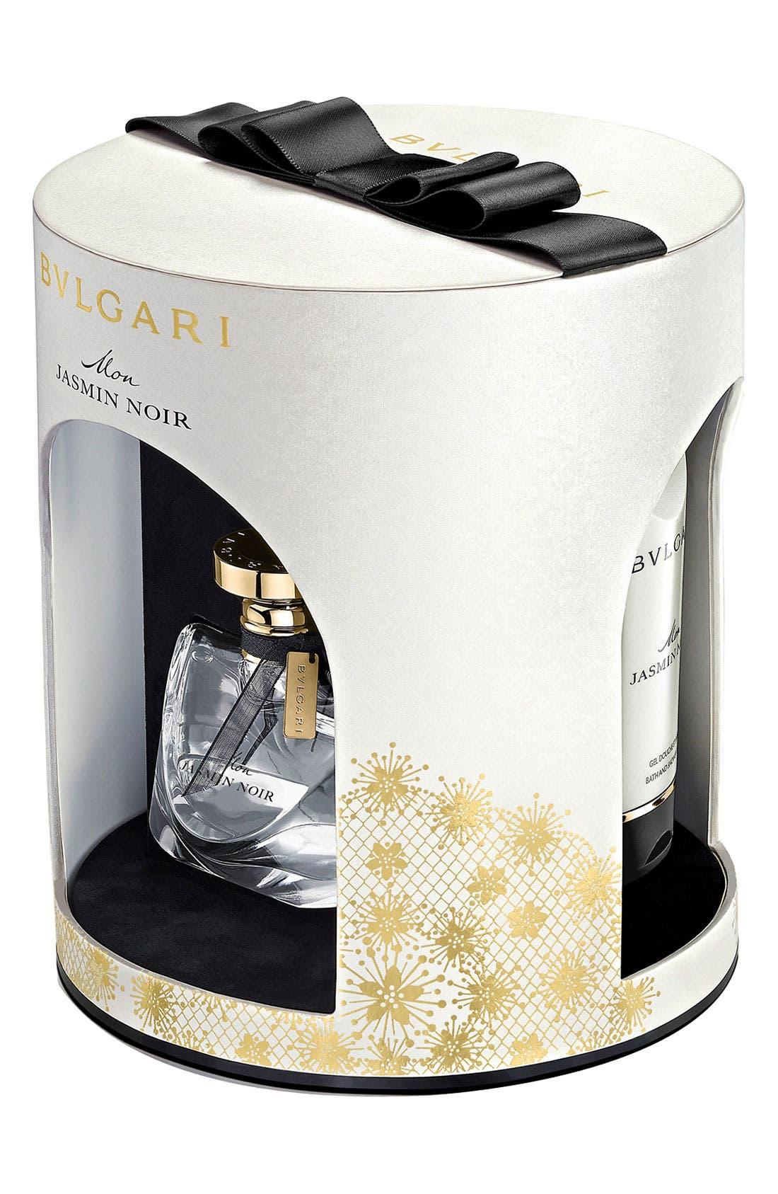 'Mon Jasmin Noir' Eau de Parfum Set,                             Alternate thumbnail 2, color,                             000
