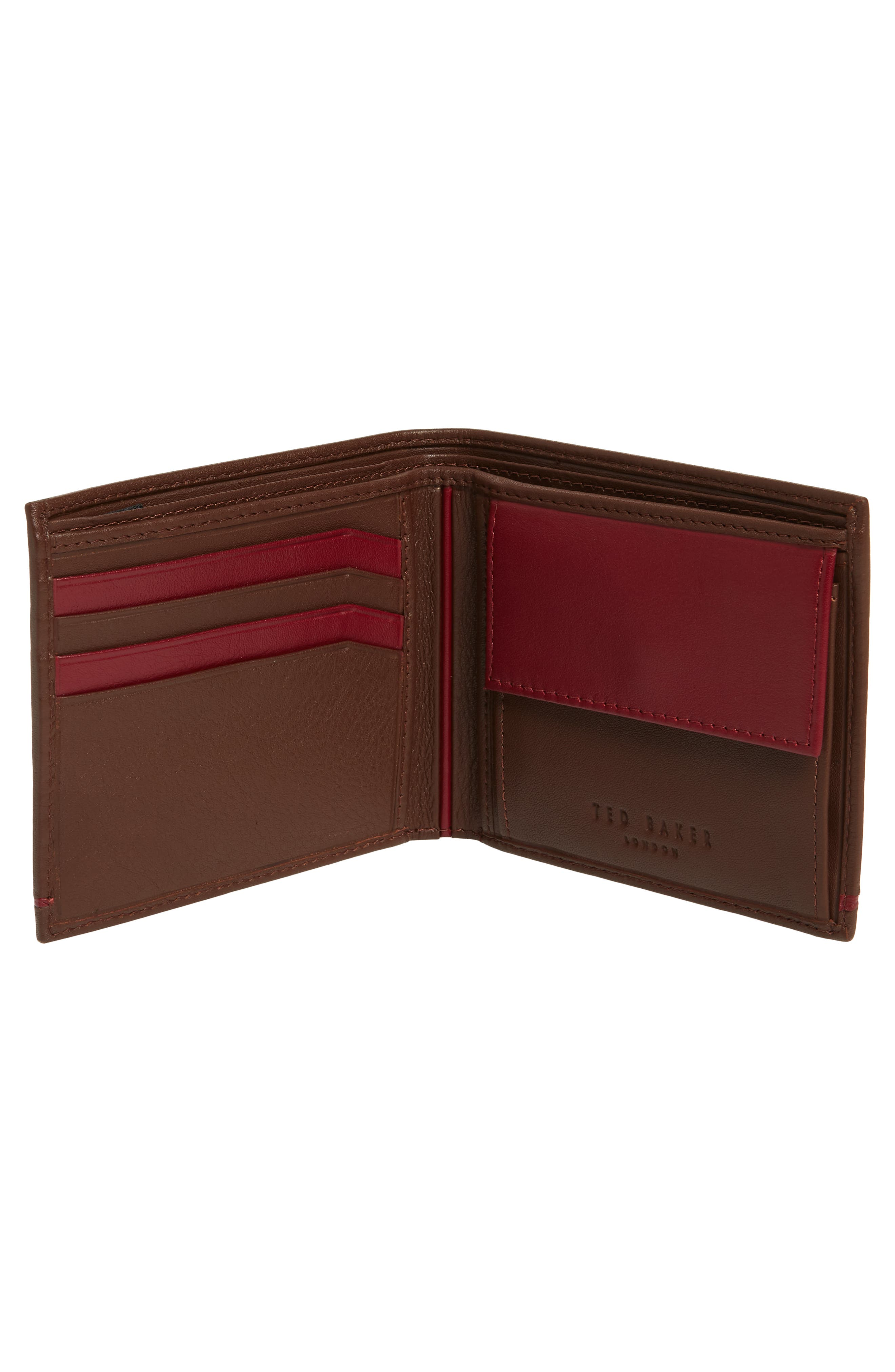 Dooree Leather Wallet,                             Alternate thumbnail 2, color,                             217