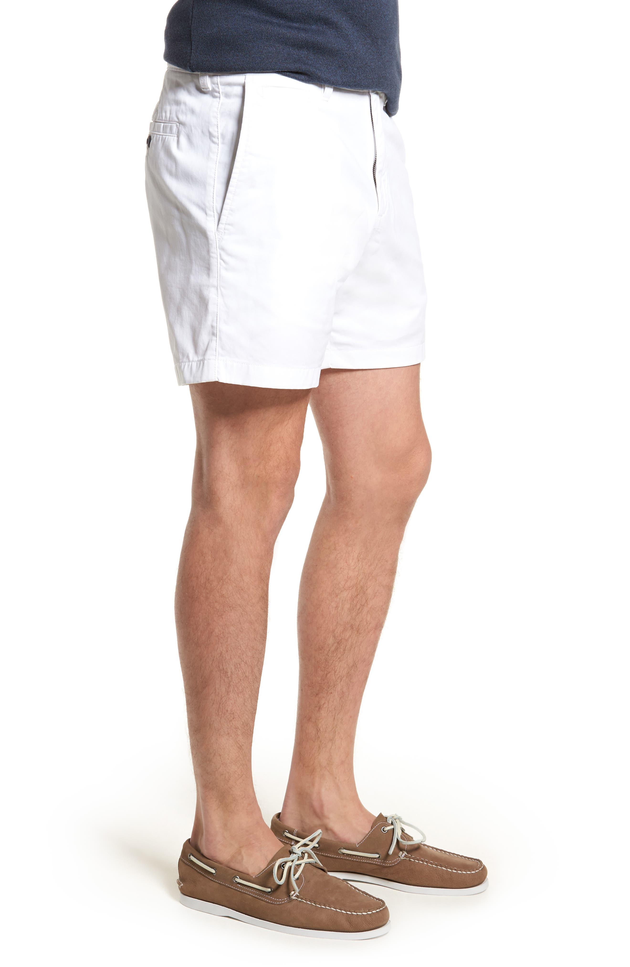 Ballard Slim Fit Stretch Chino 7-Inch Shorts,                             Alternate thumbnail 26, color,