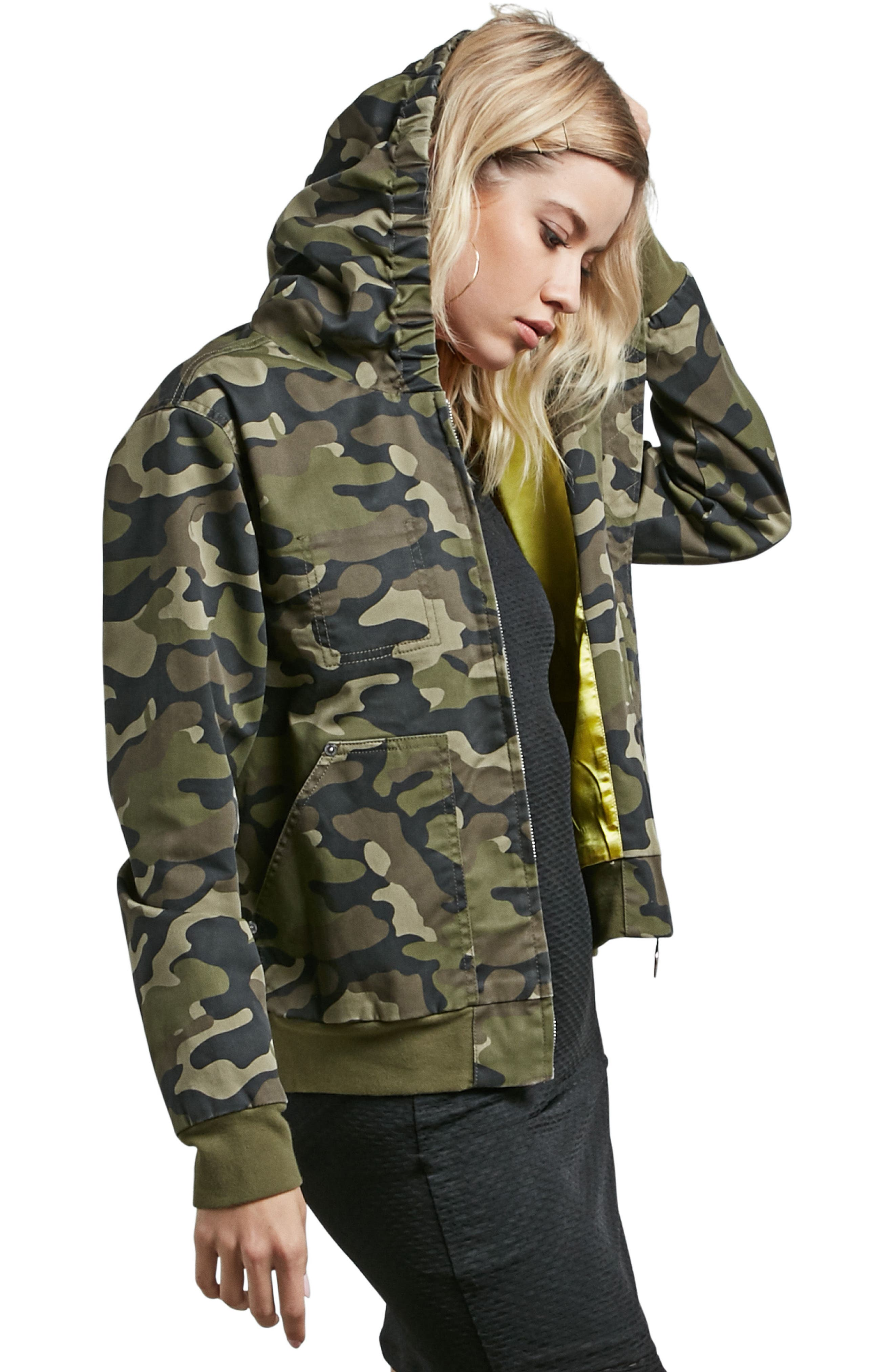 Frochickie Bomber Jacket,                             Alternate thumbnail 6, color,                             362
