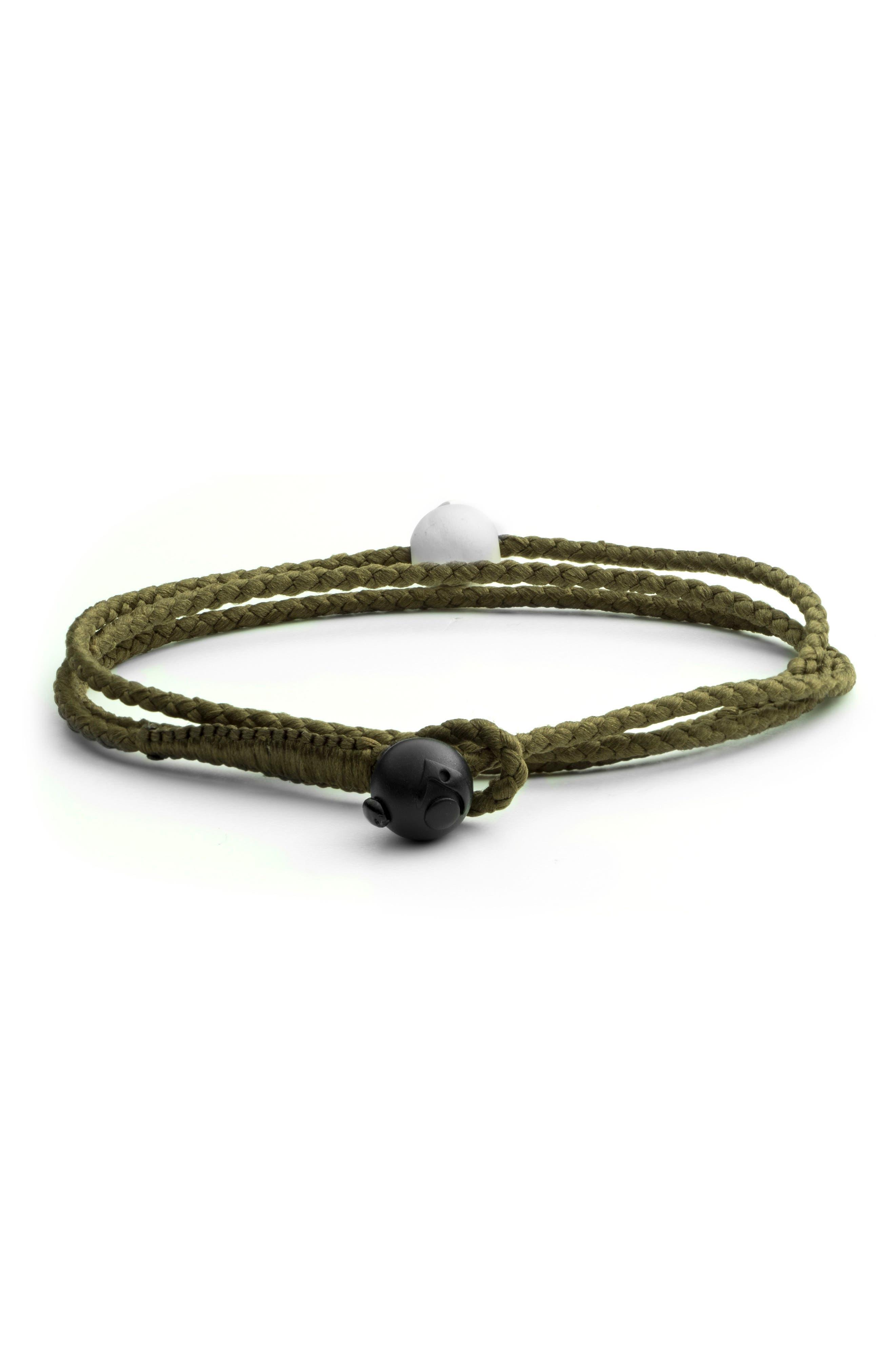 Triple Wrap Bracelet,                         Main,                         color, 300