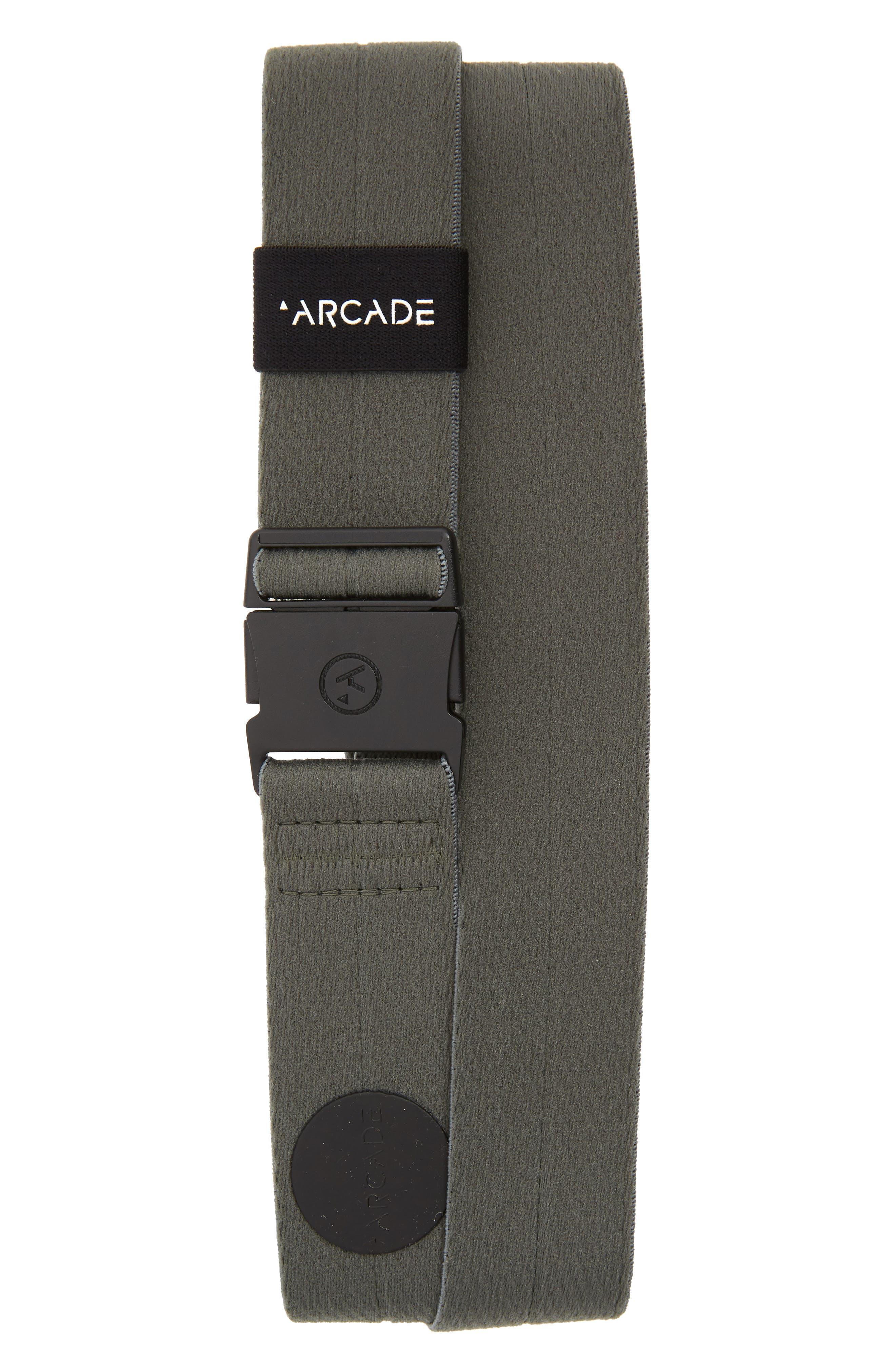 Ranger Slim Belt,                         Main,                         color, IVY GREEN