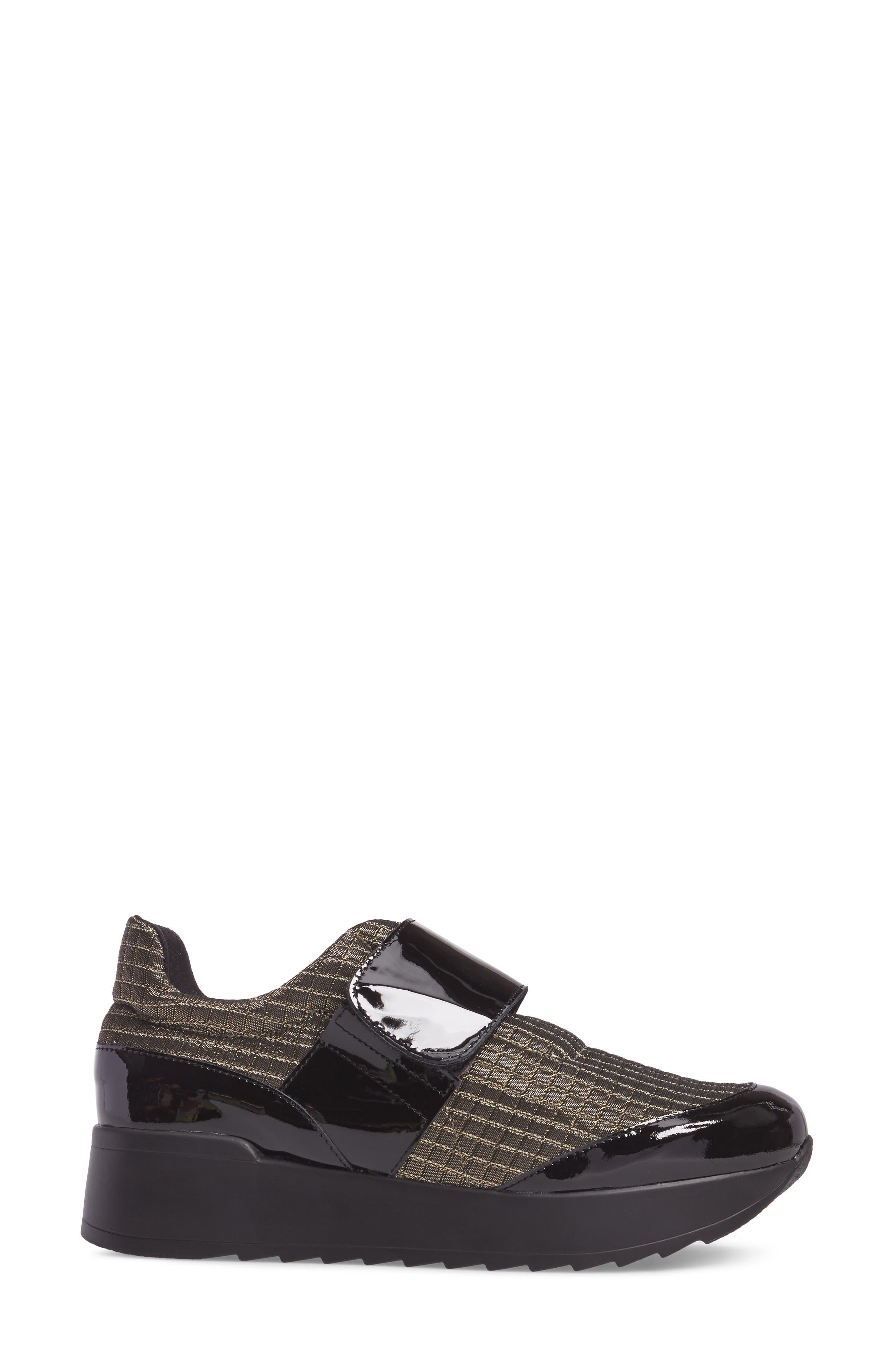 Cannon Sneaker,                             Alternate thumbnail 3, color,                             001