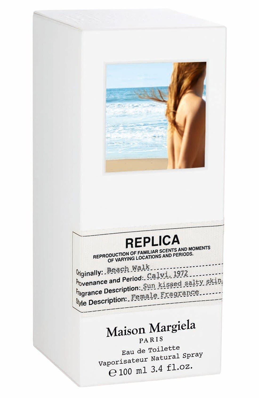 Replica Beach Walk Fragrance,                             Alternate thumbnail 3, color,                             NO COLOR