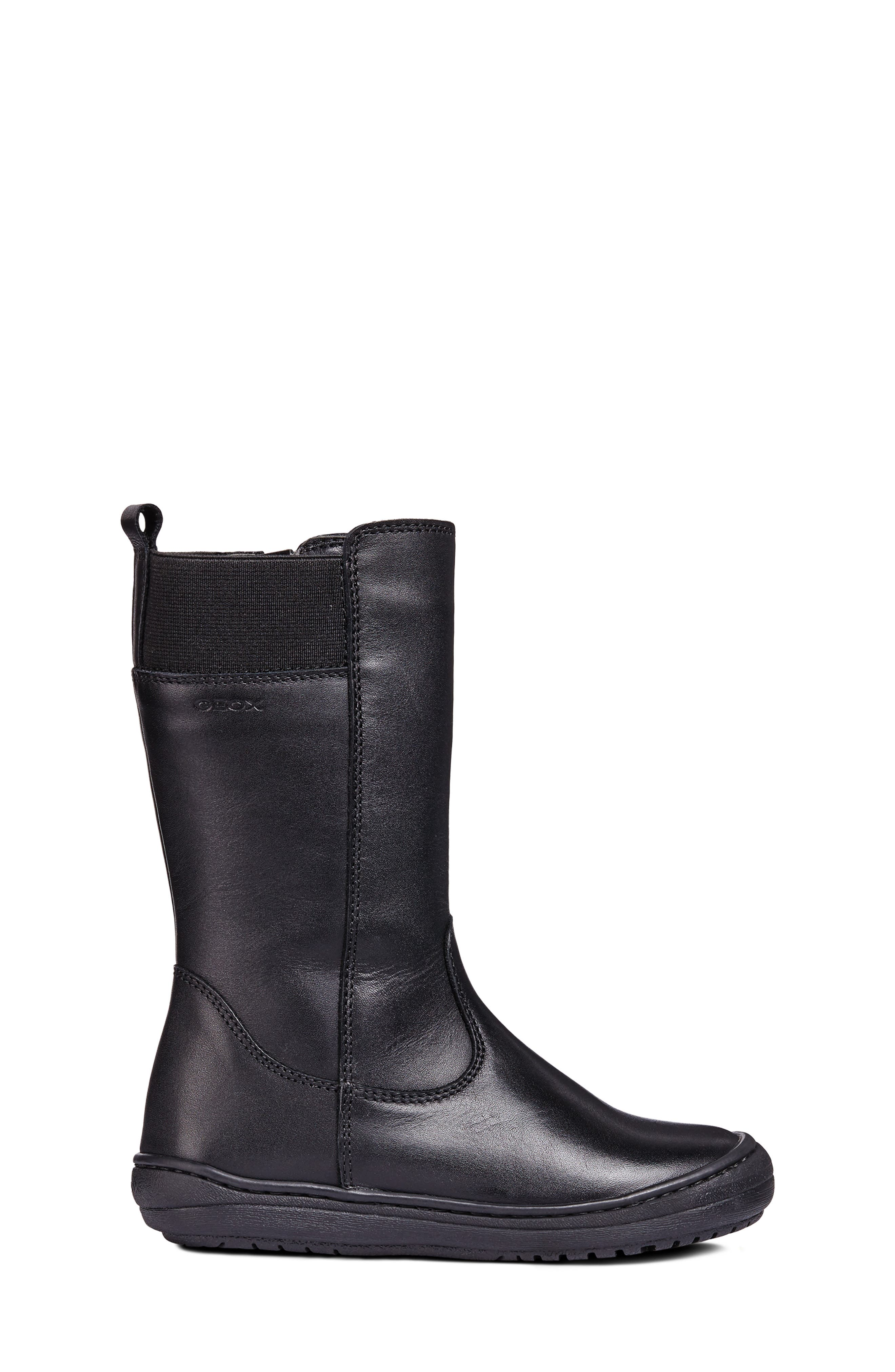Hadriel Boot,                             Alternate thumbnail 3, color,                             BLACK